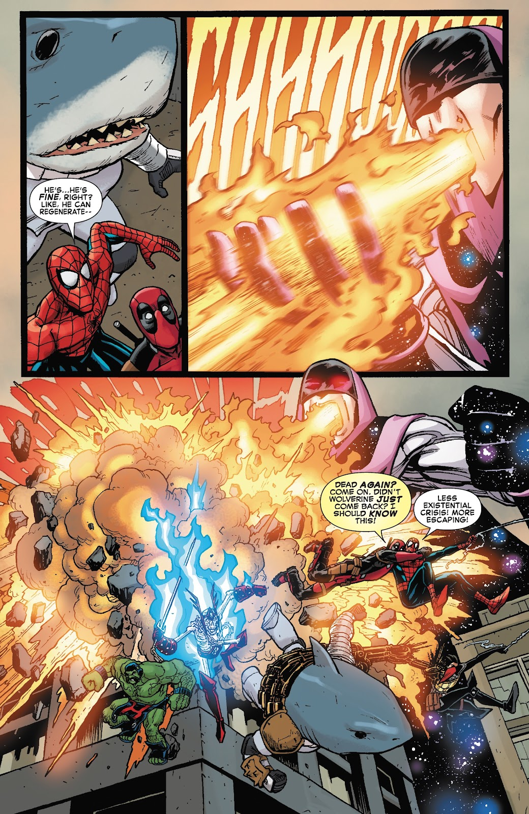 Read online Spider-Man/Deadpool comic -  Issue #47 - 14