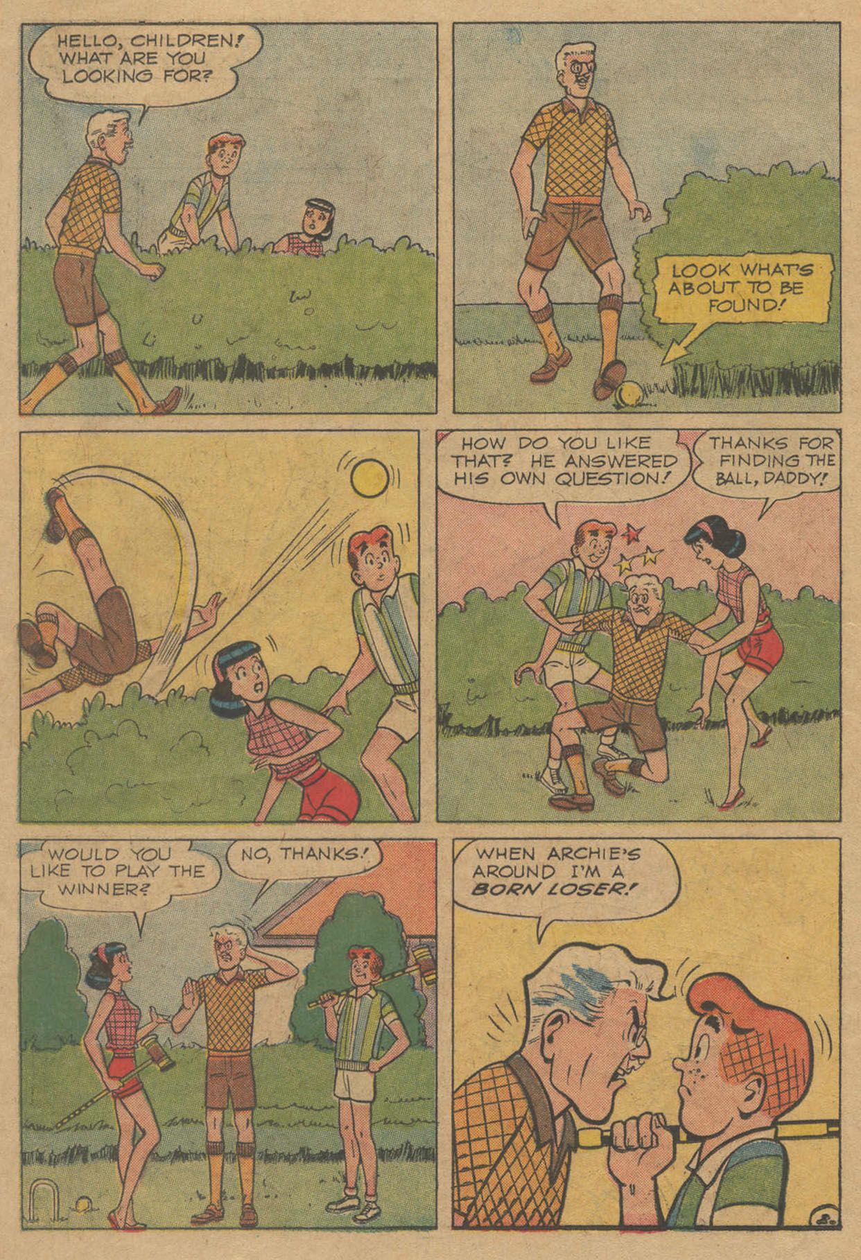Read online Archie (1960) comic -  Issue #141 - 30