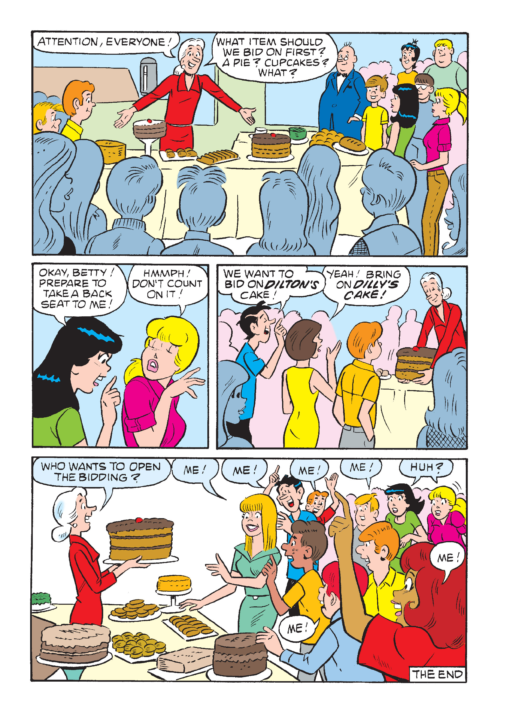 Read online Archie's Funhouse Double Digest comic -  Issue #15 - 78
