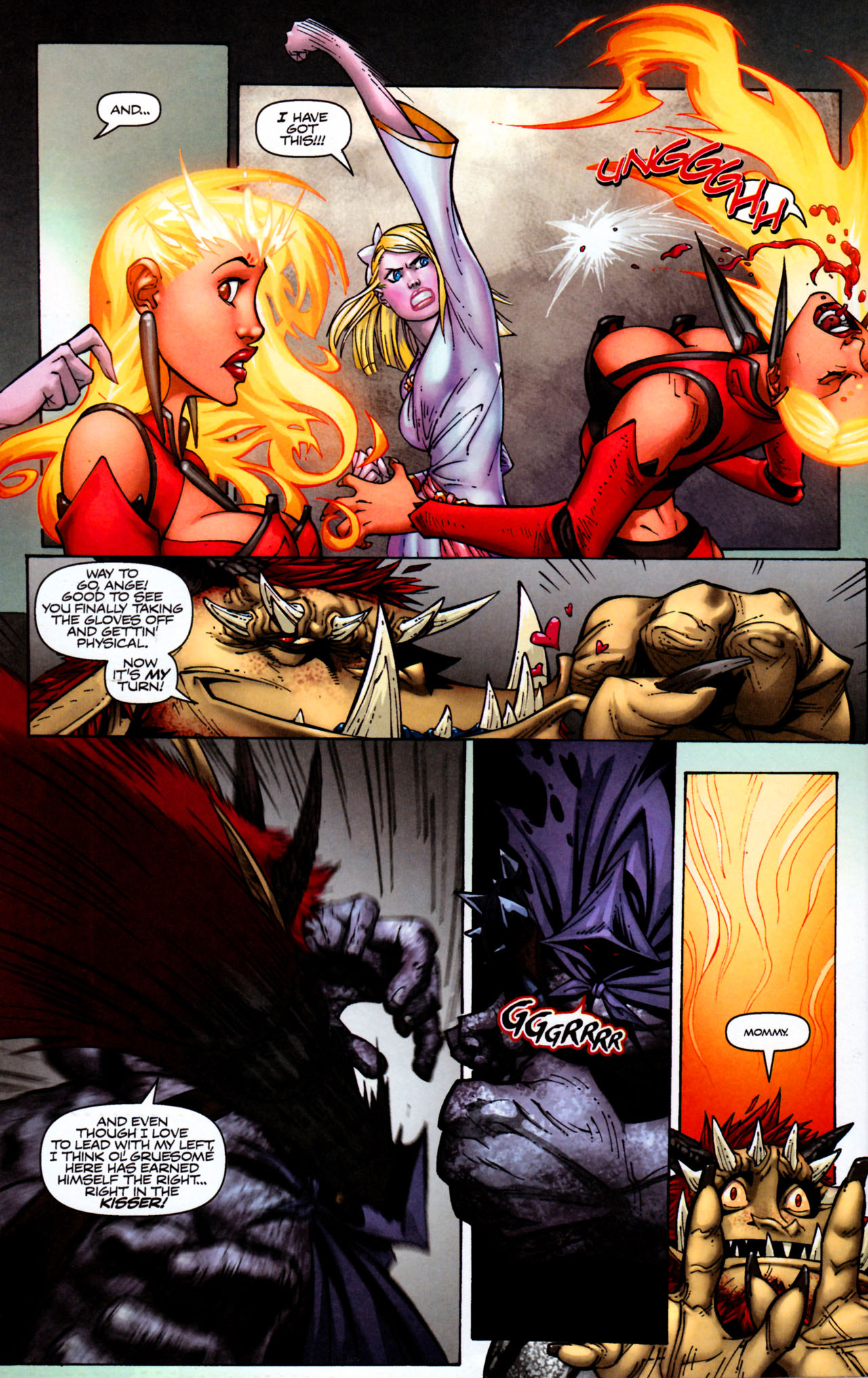 Read online Shrugged (2006) comic -  Issue #8 - 27