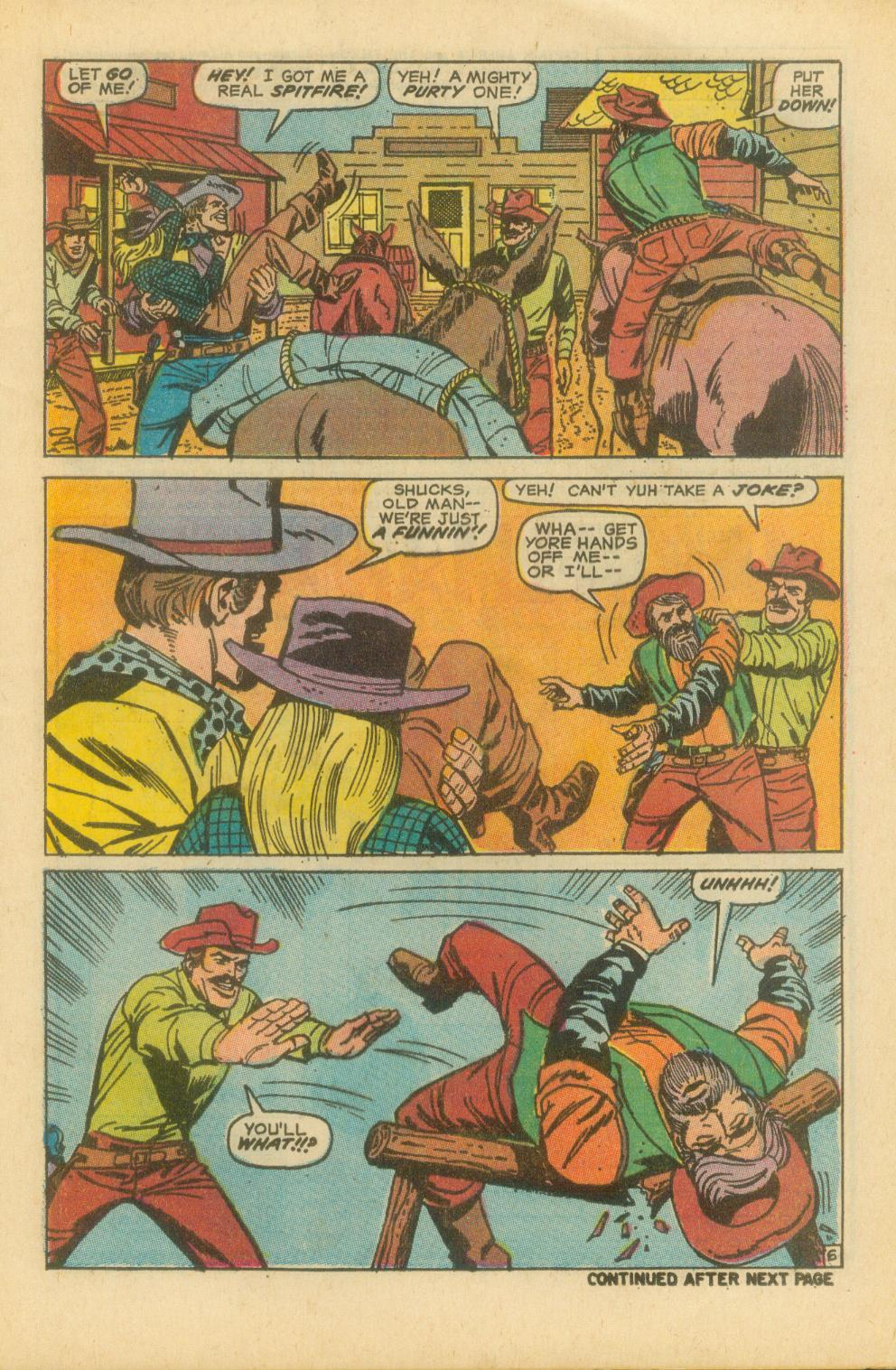 The Rawhide Kid (1955) issue 87 - Page 10