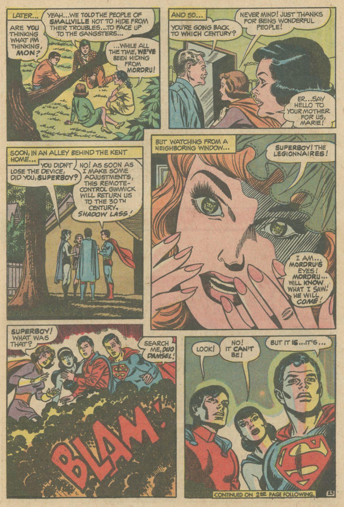 Read online Adventure Comics (1938) comic -  Issue #369 - 29