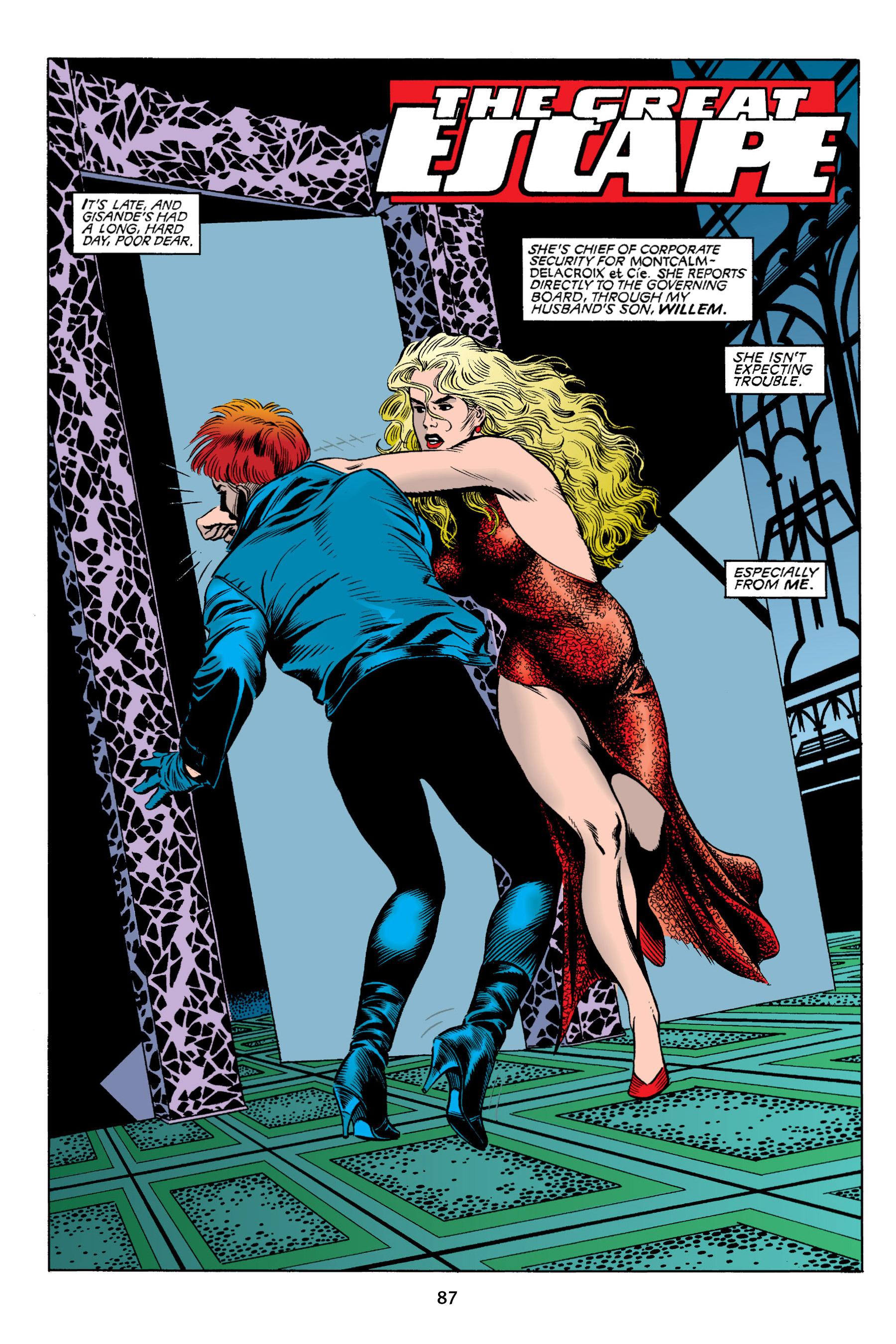 Read online Aliens vs. Predator Omnibus comic -  Issue # _TPB 2 Part 1 - 86