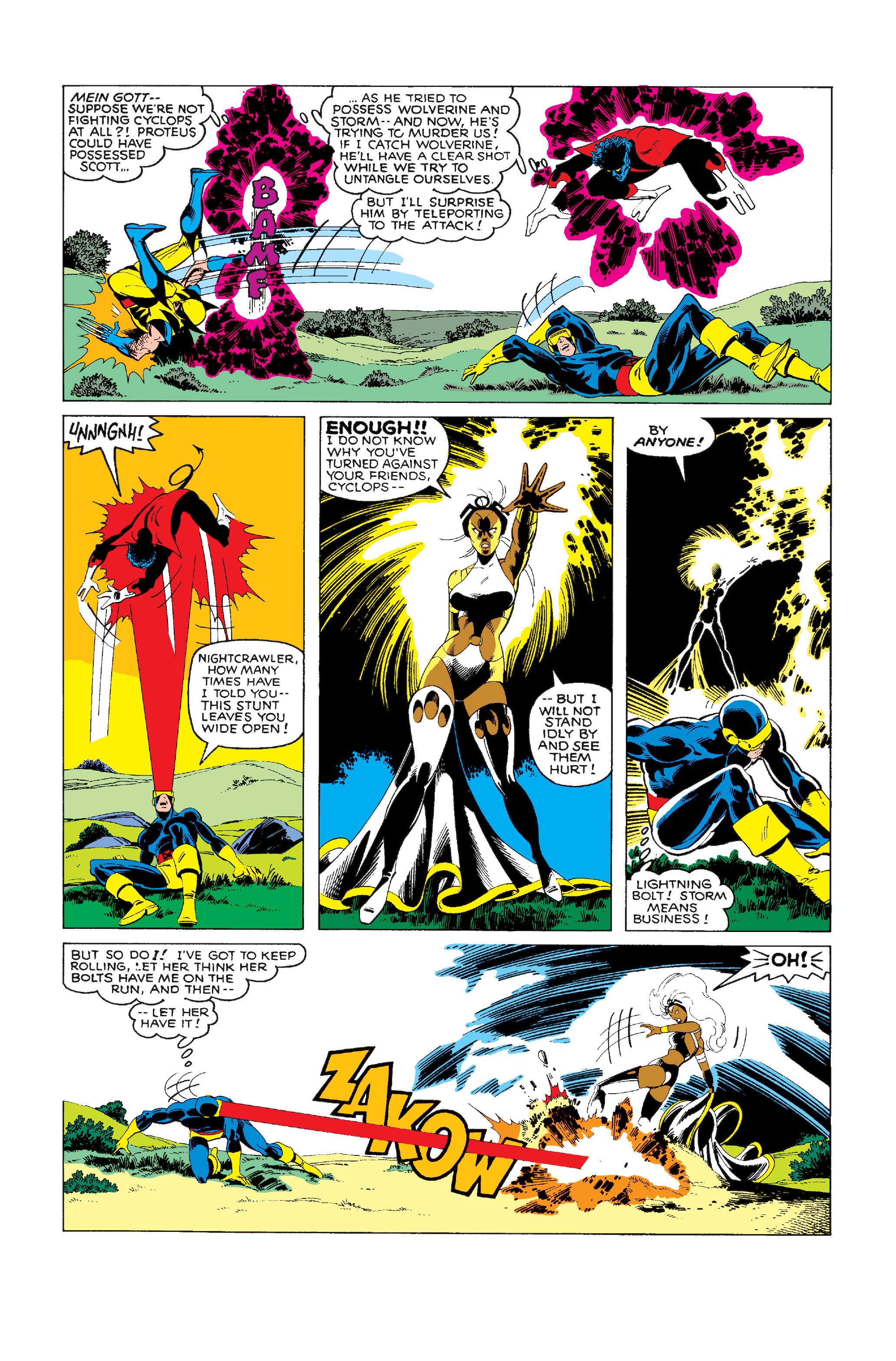 Uncanny X-Men (1963) 127 Page 8