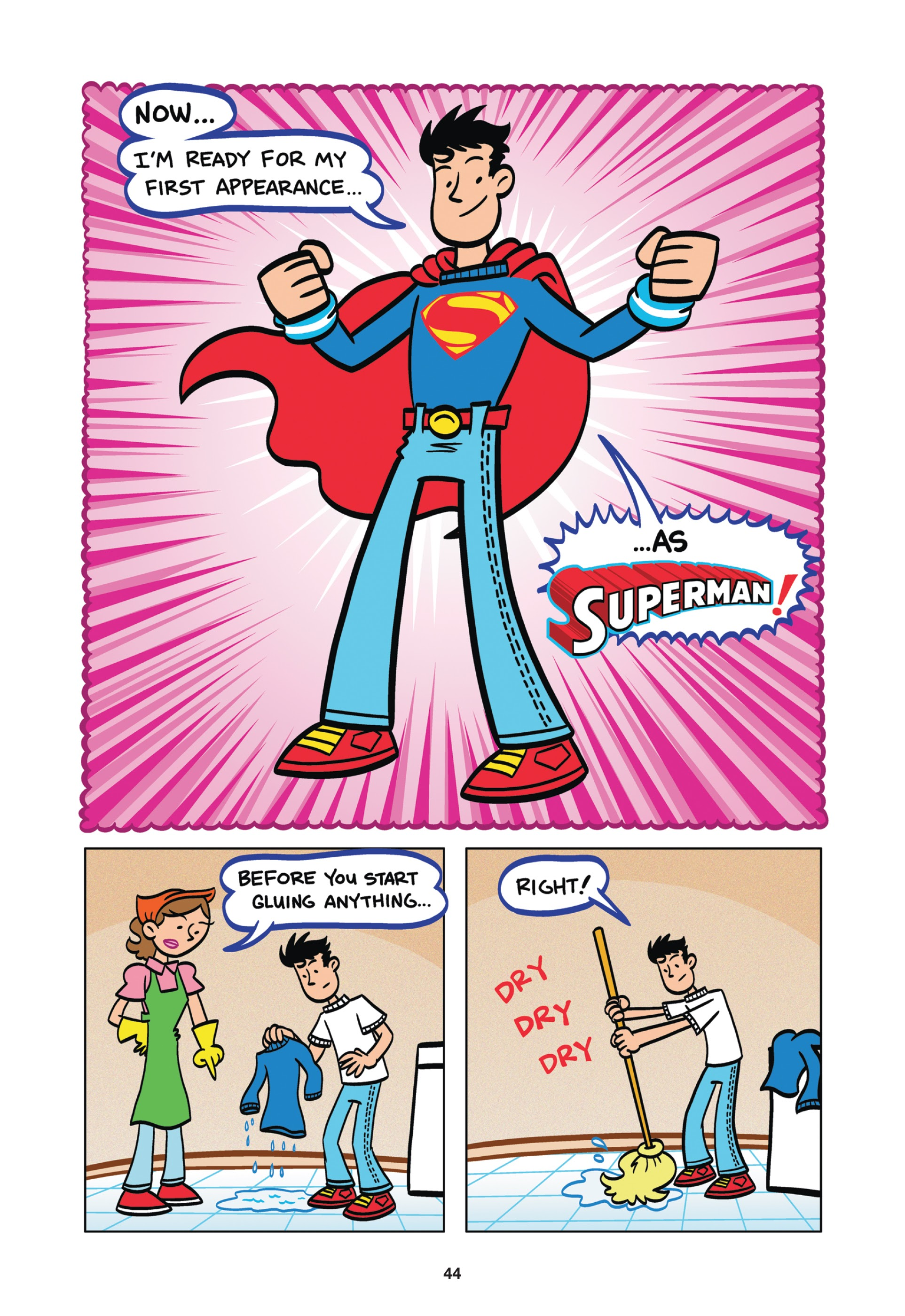 Superman of Smallville #TPB #1 - English 43
