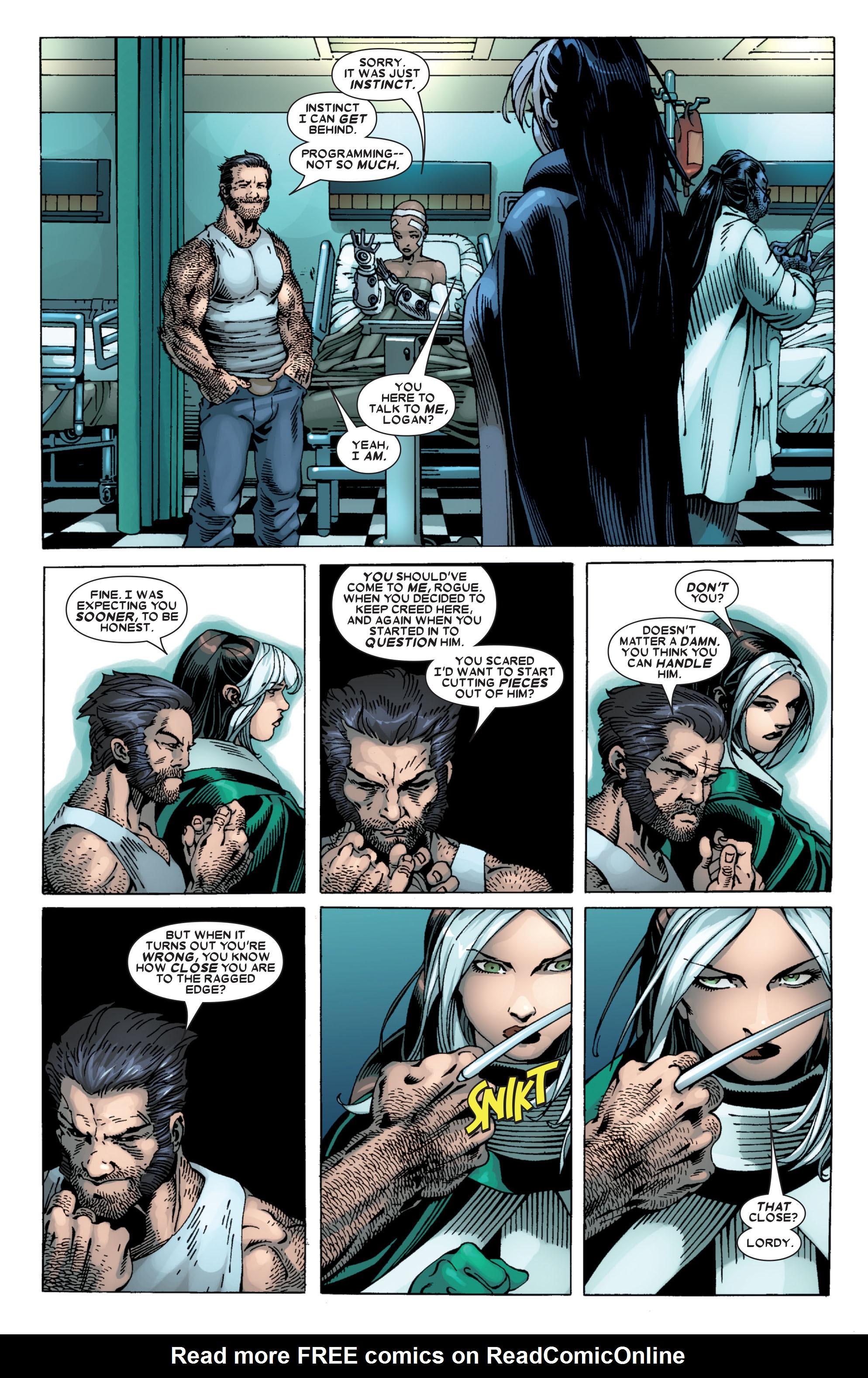 X-Men (1991) 189 Page 17