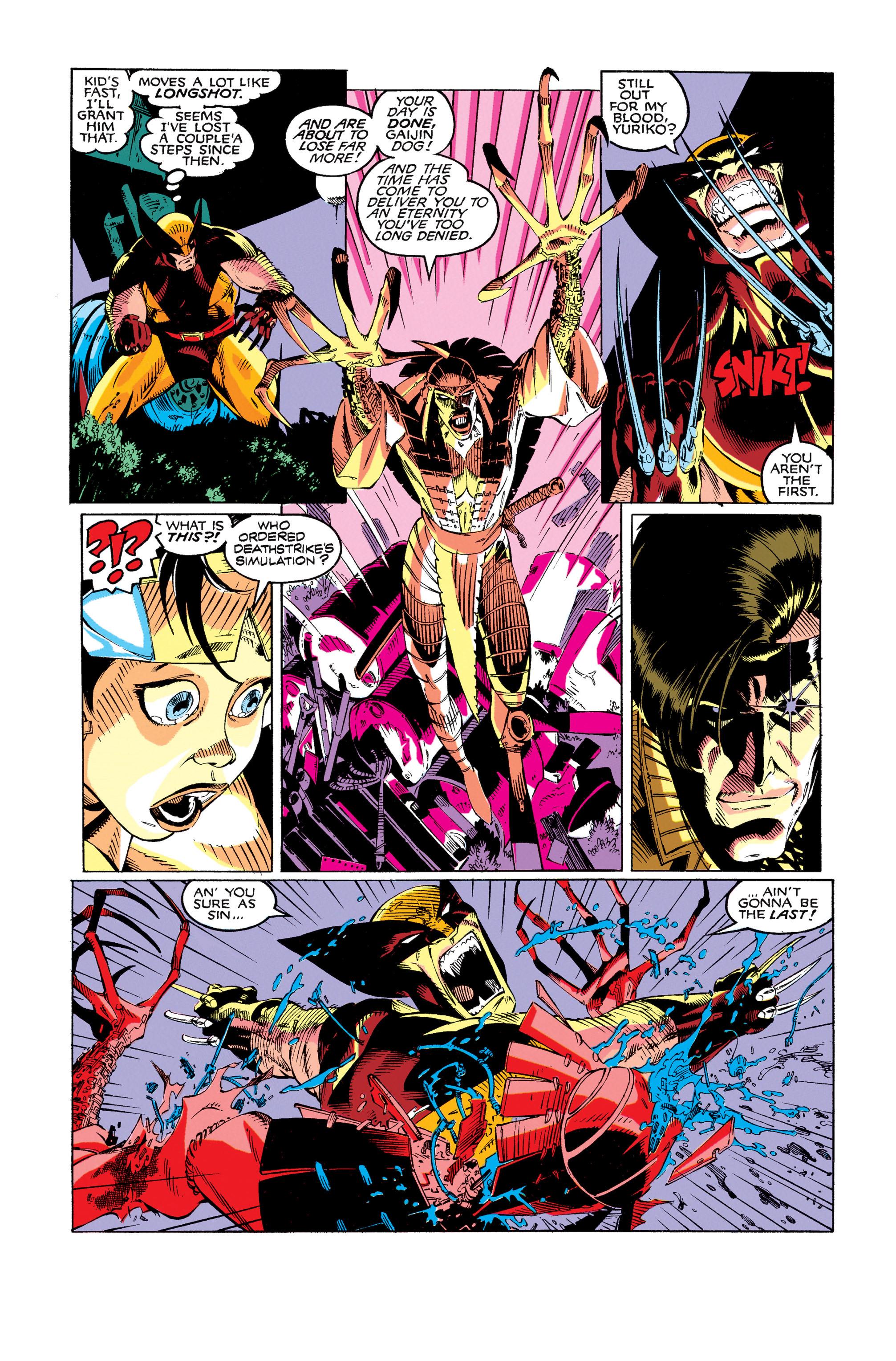 Read online Uncanny X-Men (1963) comic -  Issue #273 - 17