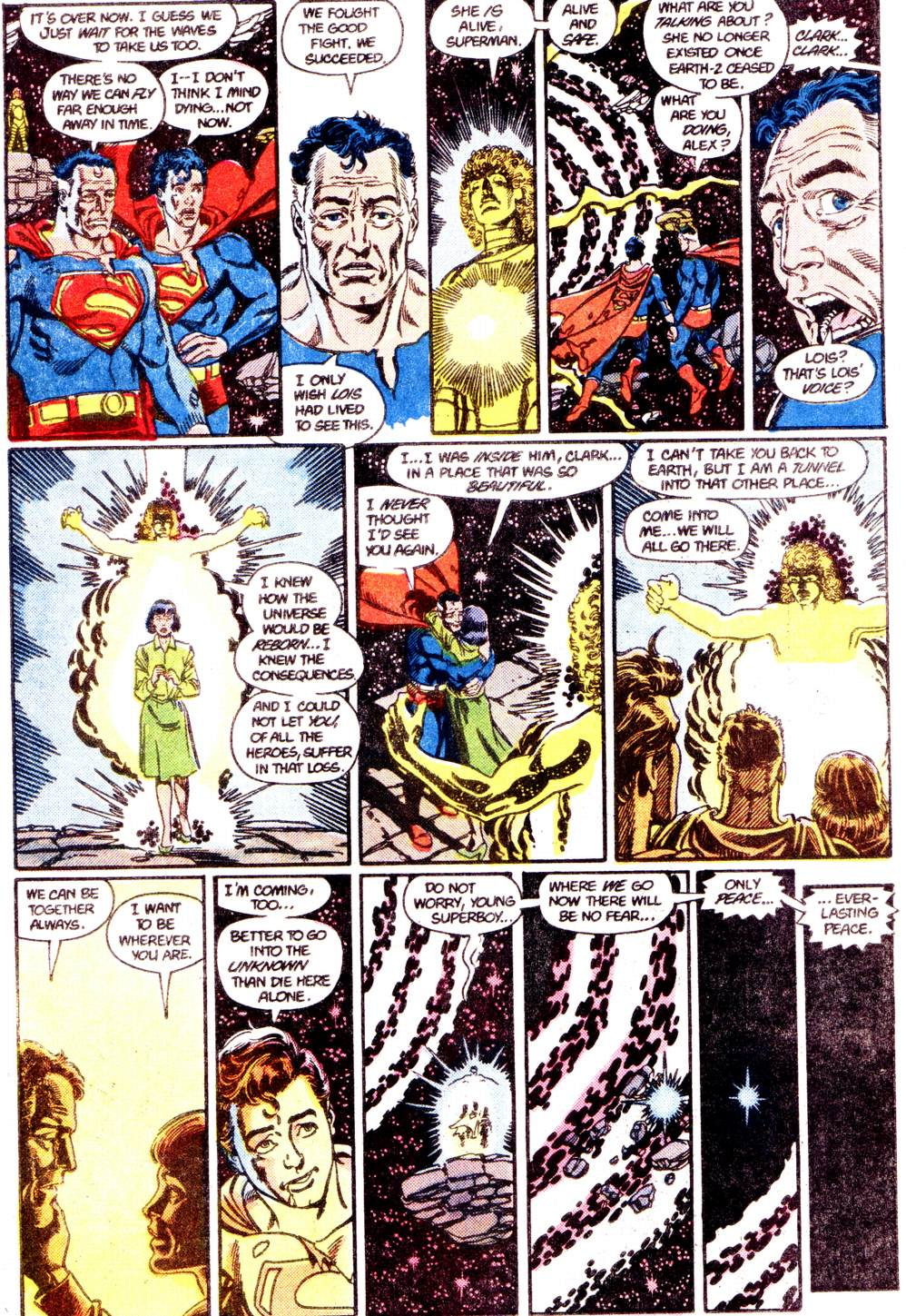 Crisis on Infinite Earths (1985) 12 Page 37