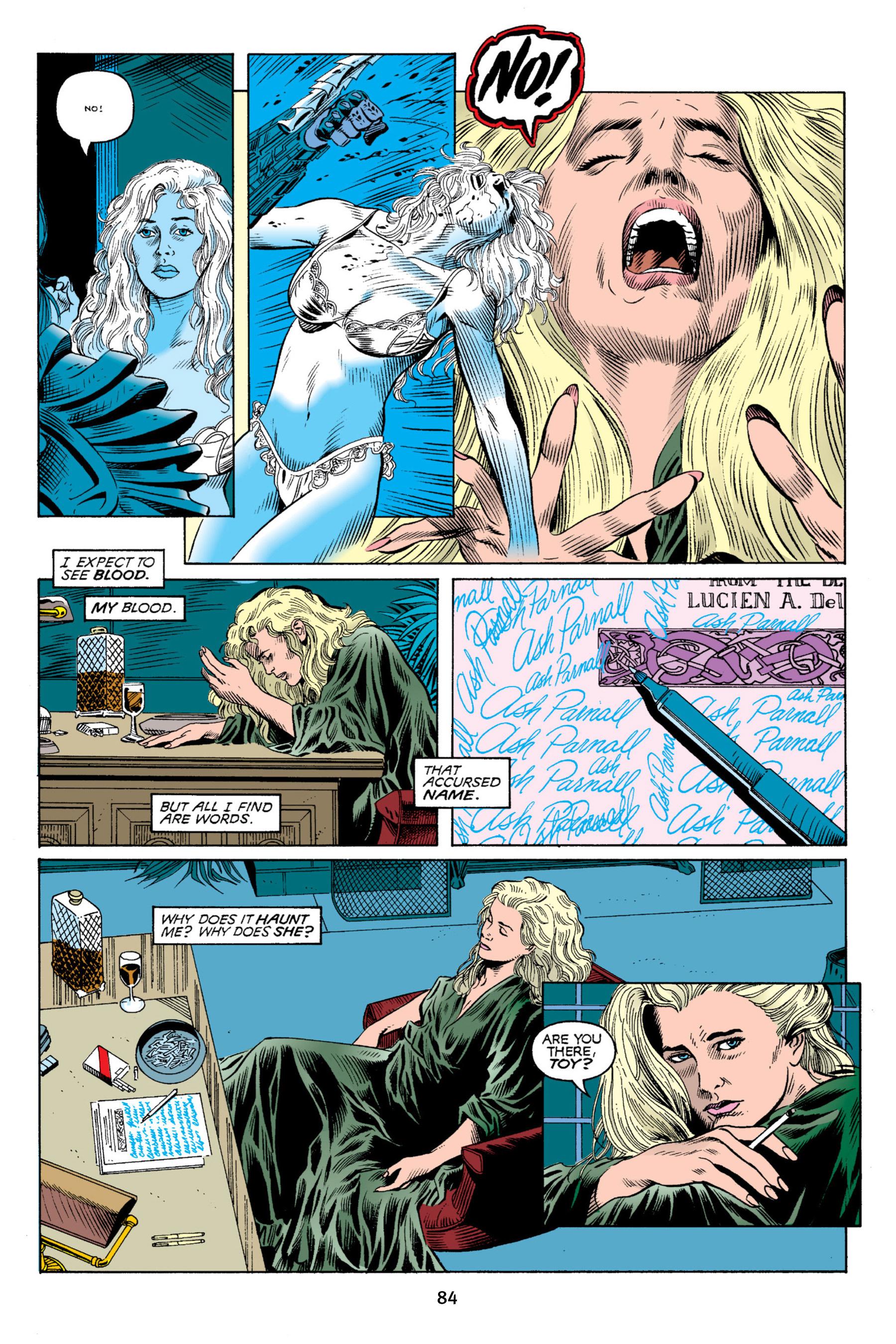 Read online Aliens vs. Predator Omnibus comic -  Issue # _TPB 2 Part 1 - 83
