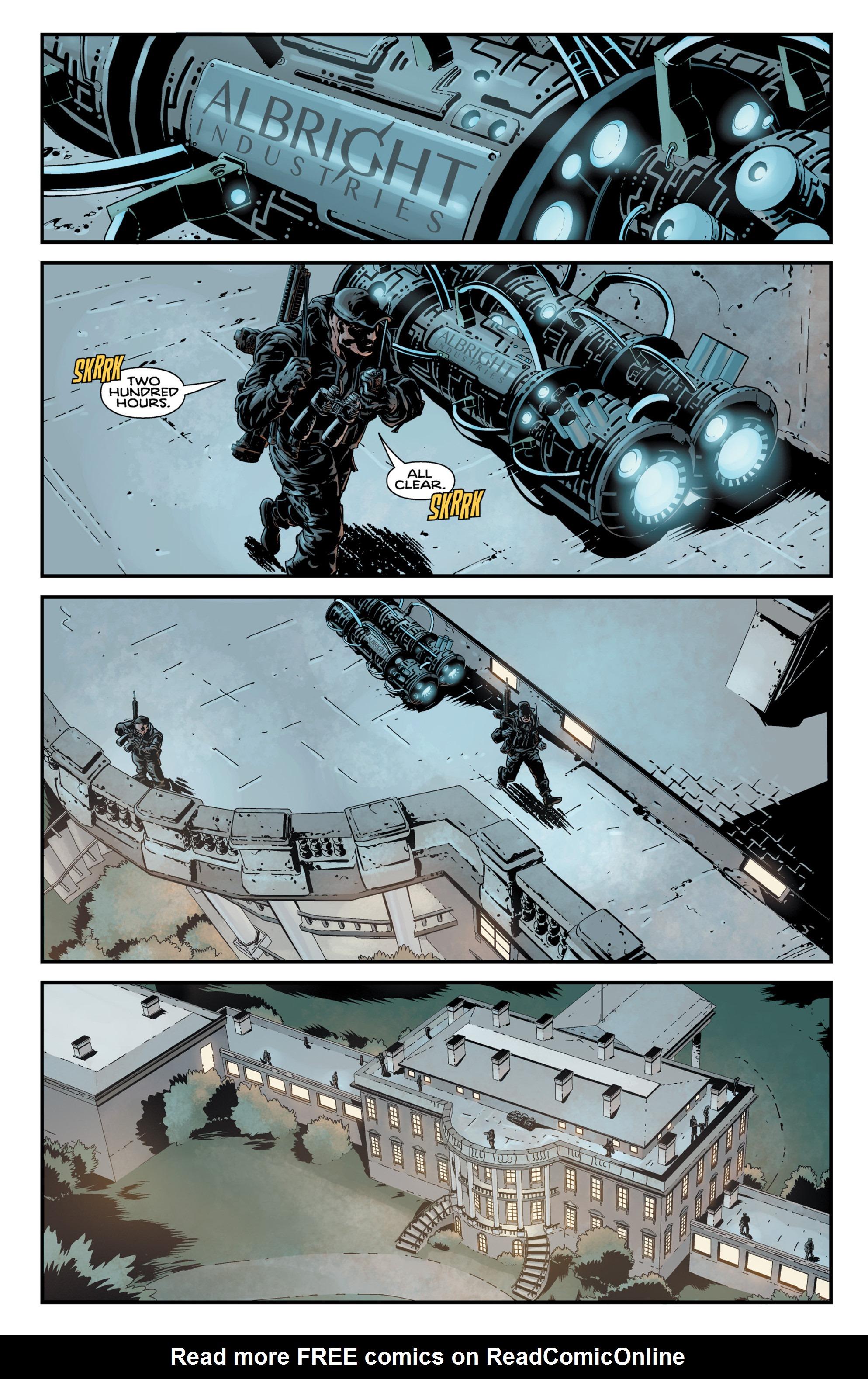 Read online Brain Boy:  The Men from G.E.S.T.A.L.T. comic -  Issue # TPB - 8