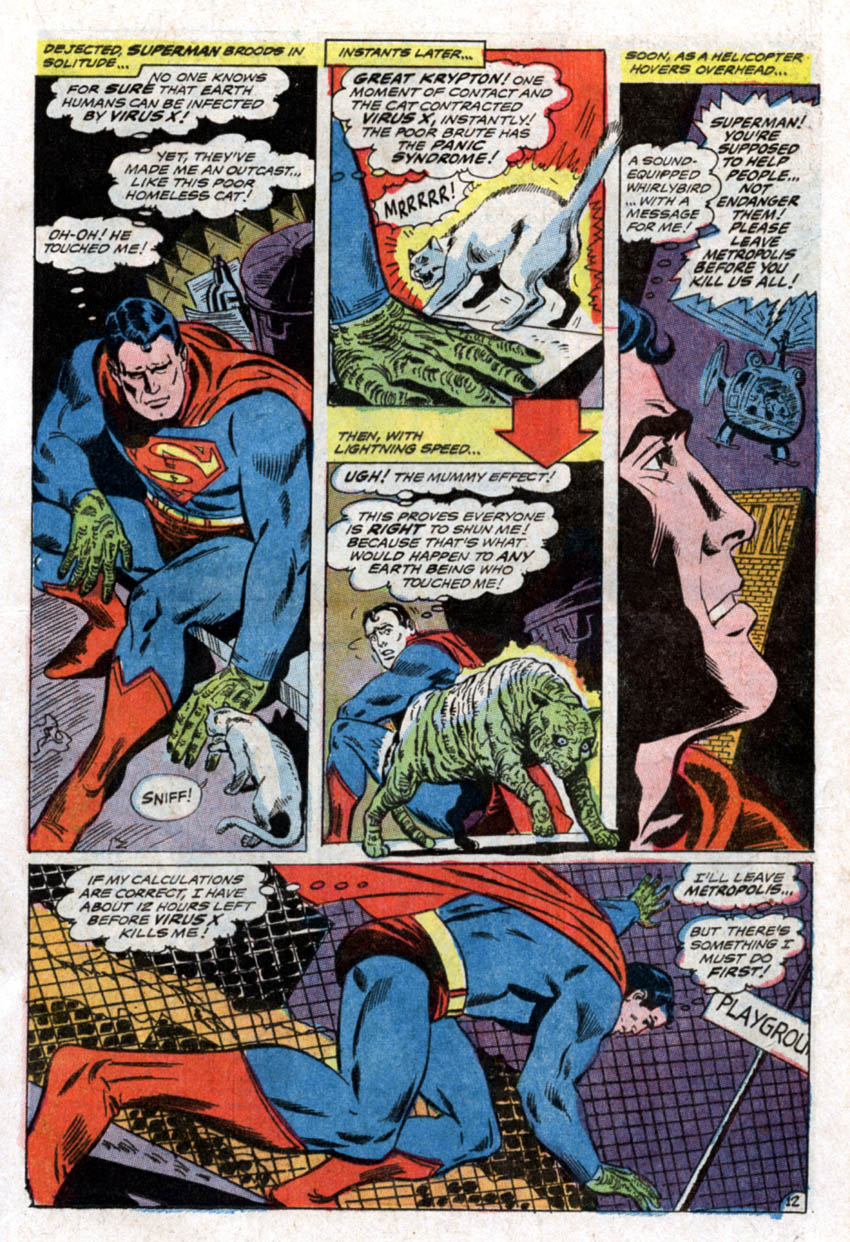 Read online Action Comics (1938) comic -  Issue #363 - 17