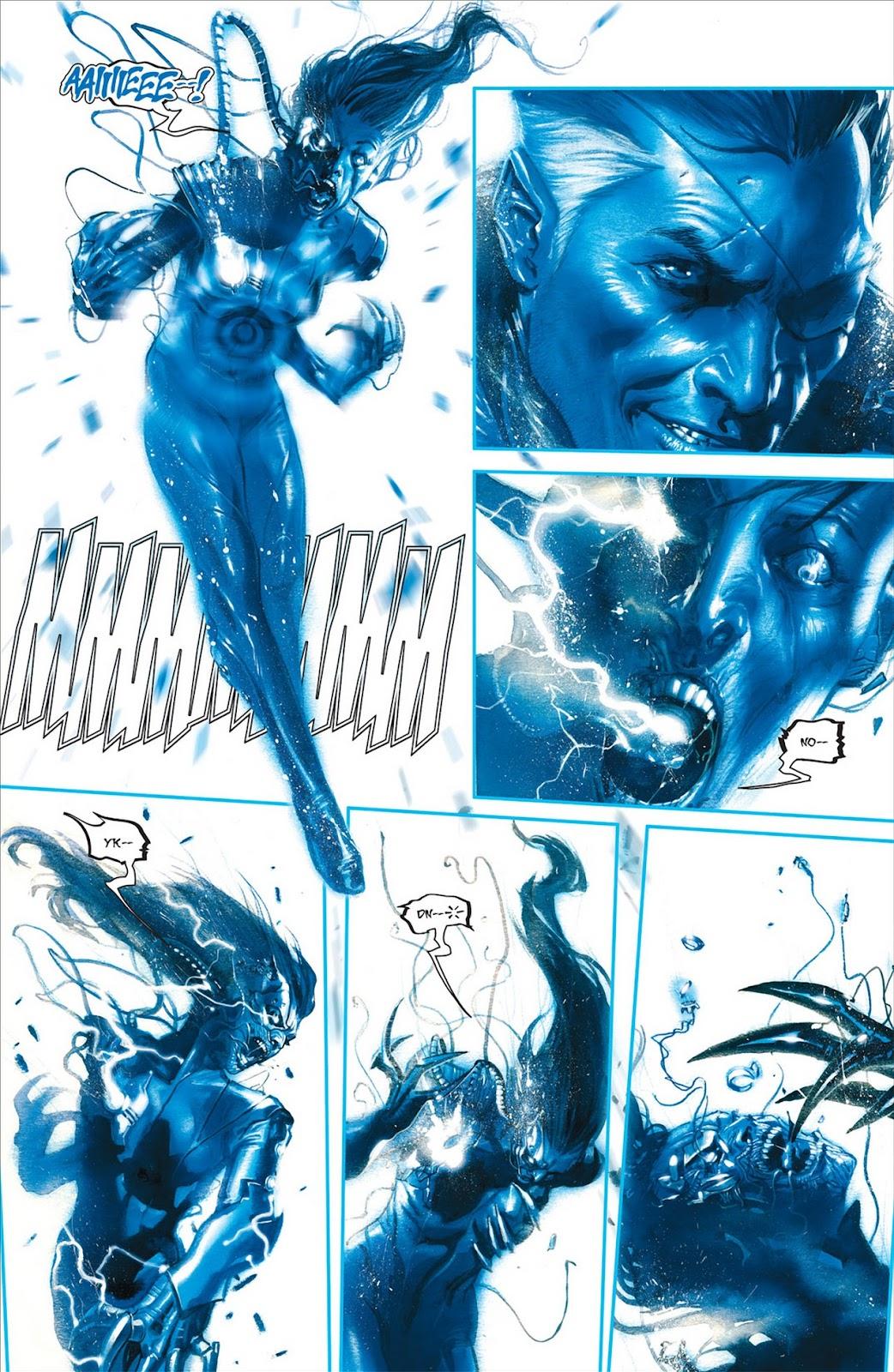 Read online Secret War comic -  Issue #5 - 10