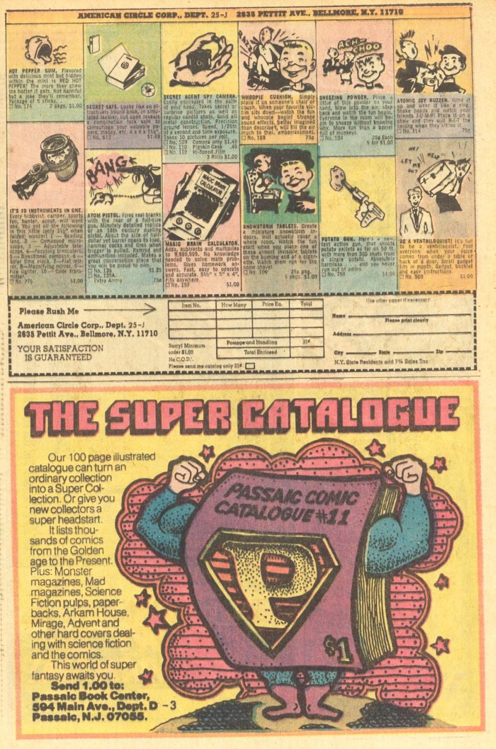 Read online Action Comics (1938) comic -  Issue #431 - 20