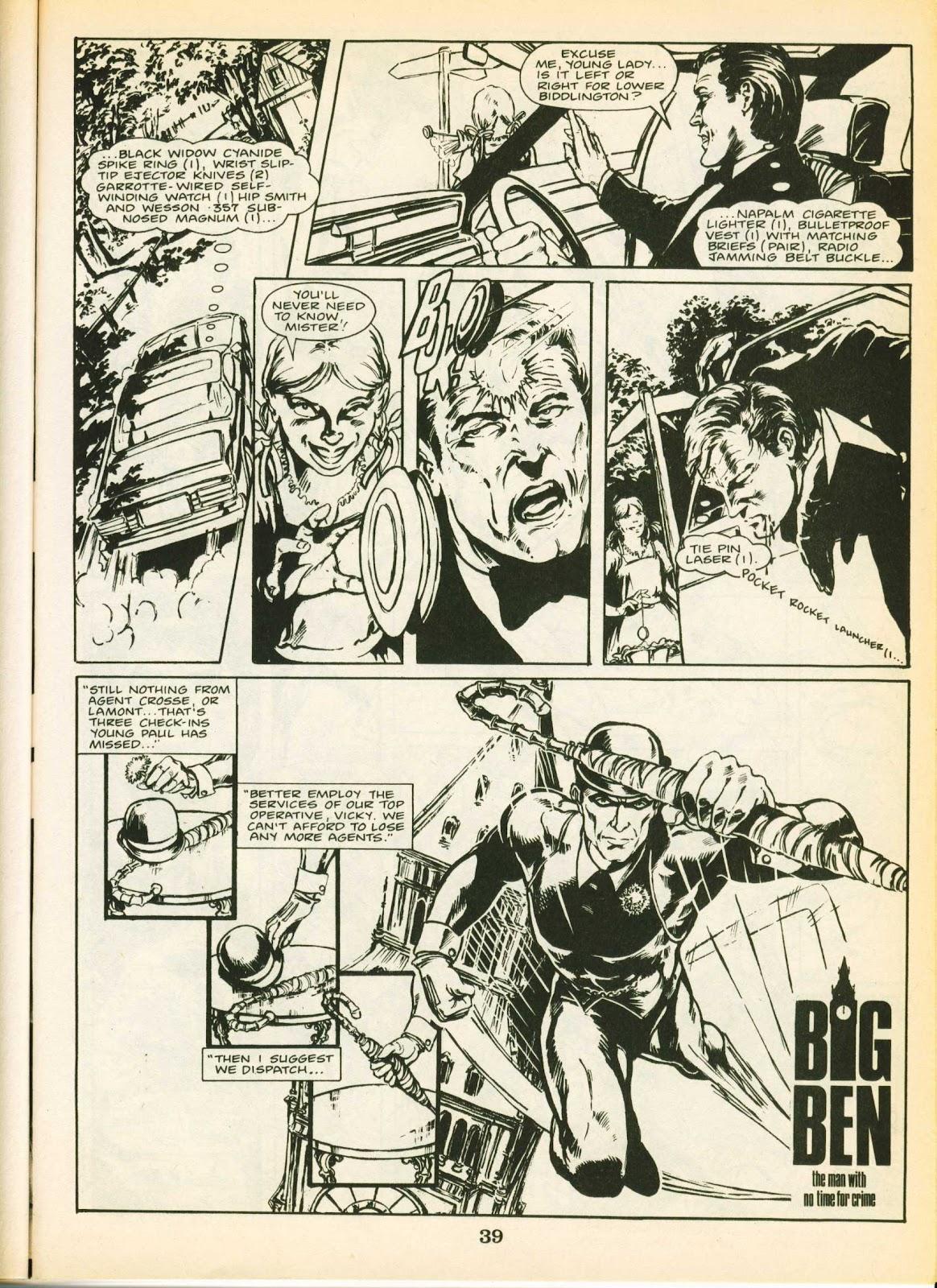 Warrior Issue #19 #20 - English 39