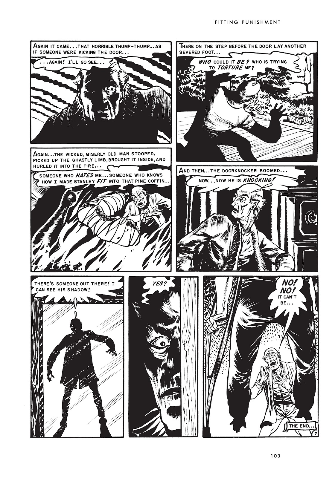 Read online Doctor of Horror and Other Stories comic -  Issue # TPB (Part 2) - 19