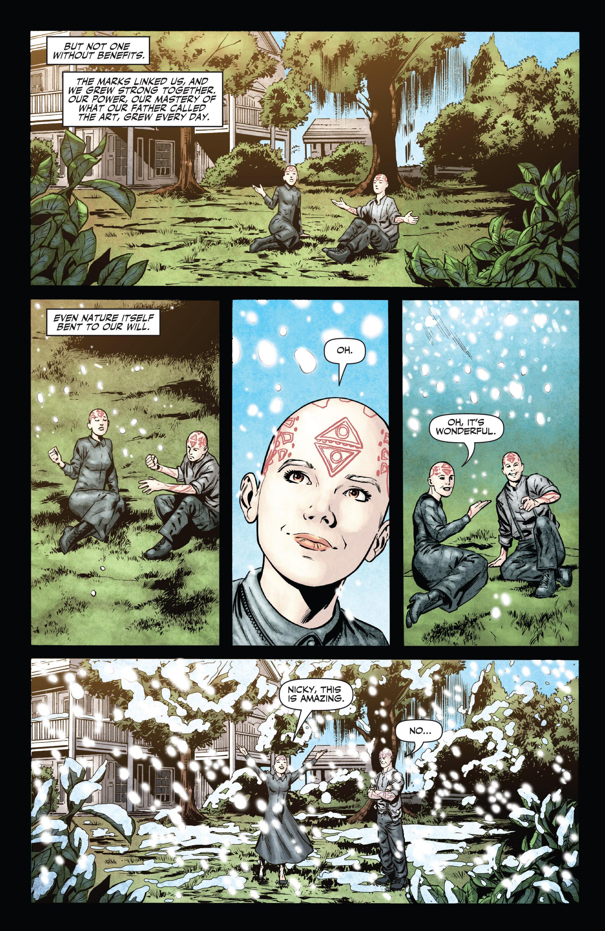 Read online Shadowman (2012) comic -  Issue #0 - 17