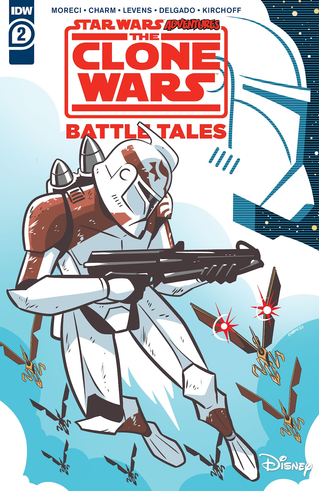 Star Wars Adventures: The Clone Wars-Battle Tales 2 Page 1