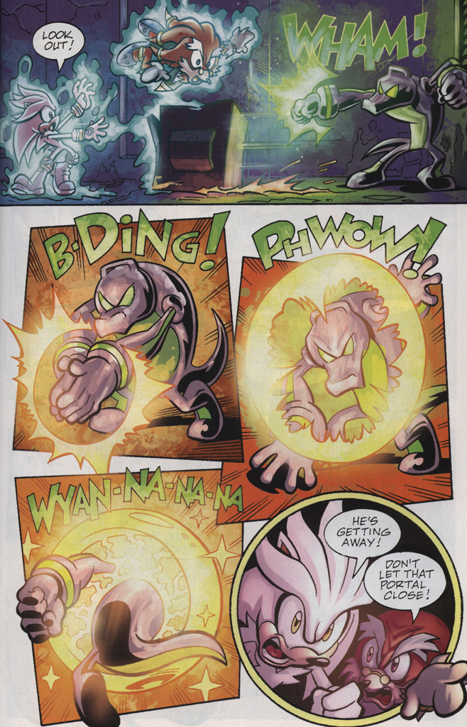 Read online Sonic Universe comic -  Issue #25 - 21