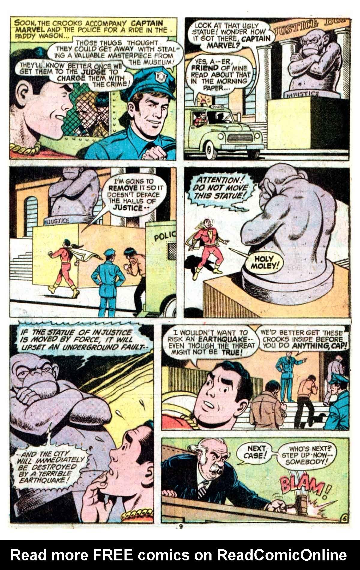 Read online Shazam! (1973) comic -  Issue #16 - 9
