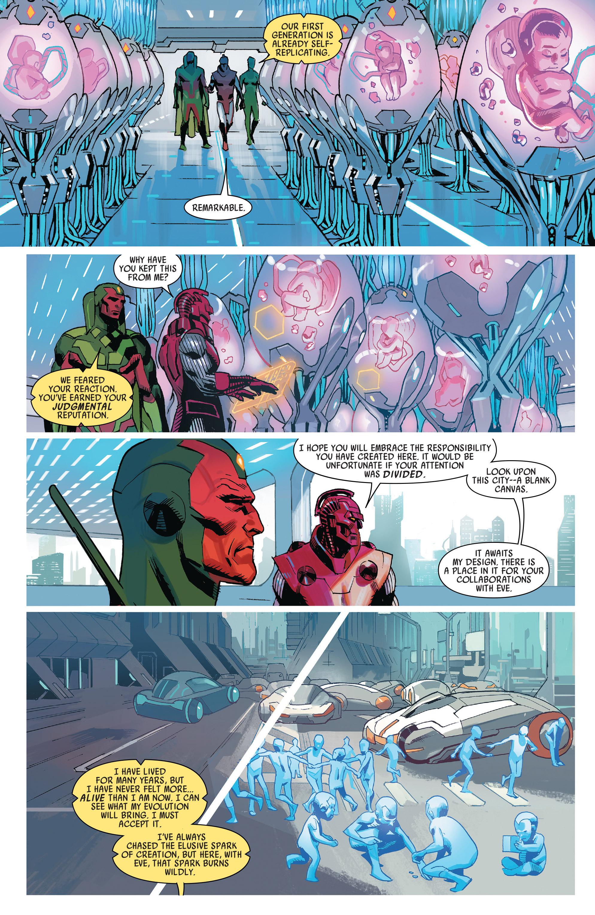 Read online Uncanny Avengers [I] comic -  Issue #3 - 7