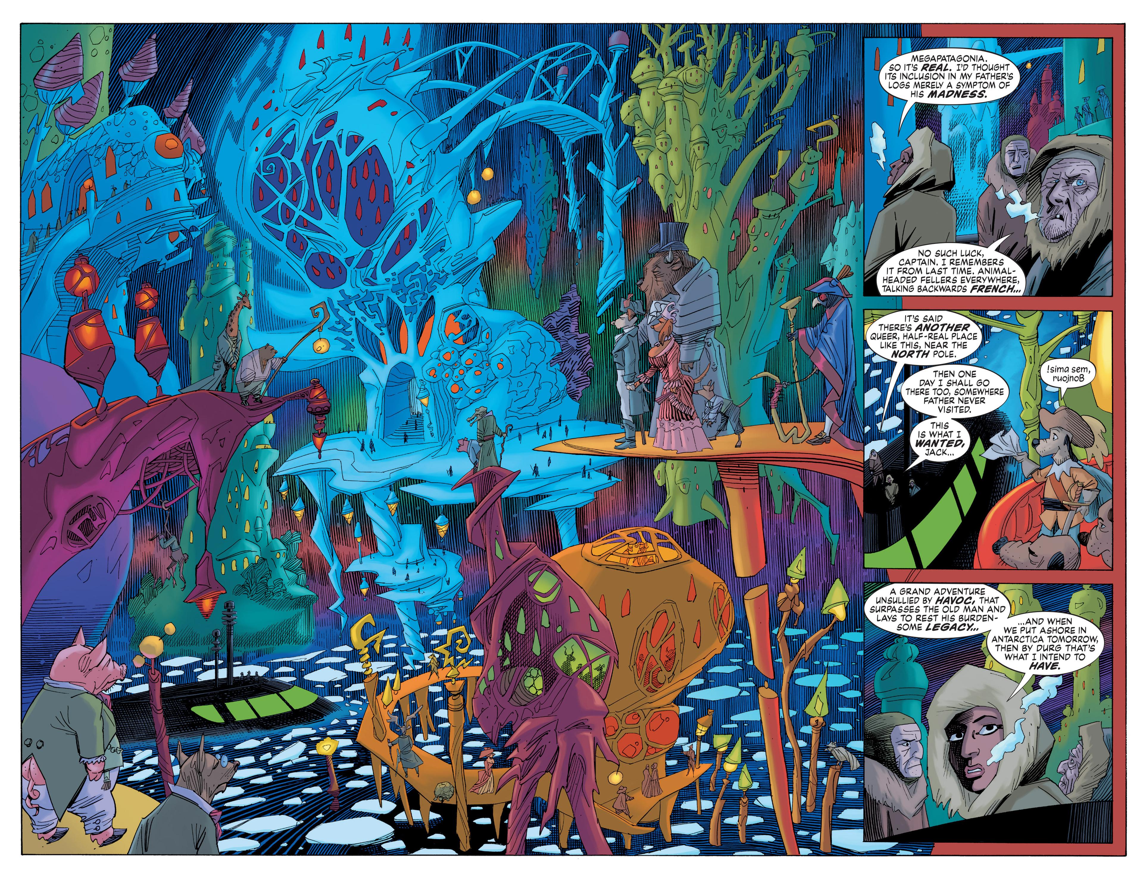 Read online Nemo: Heart of Ice comic -  Issue # Full - 16