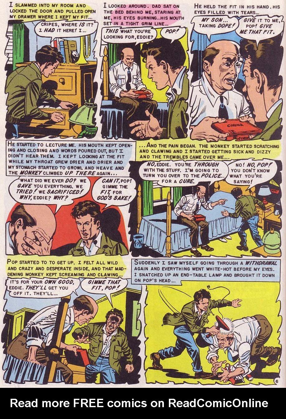 Read online Shock SuspenStories comic -  Issue #12 - 15