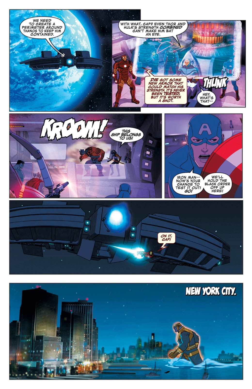 Read online Marvel Universe Avengers Assemble Season 2 comic -  Issue #16 - 13
