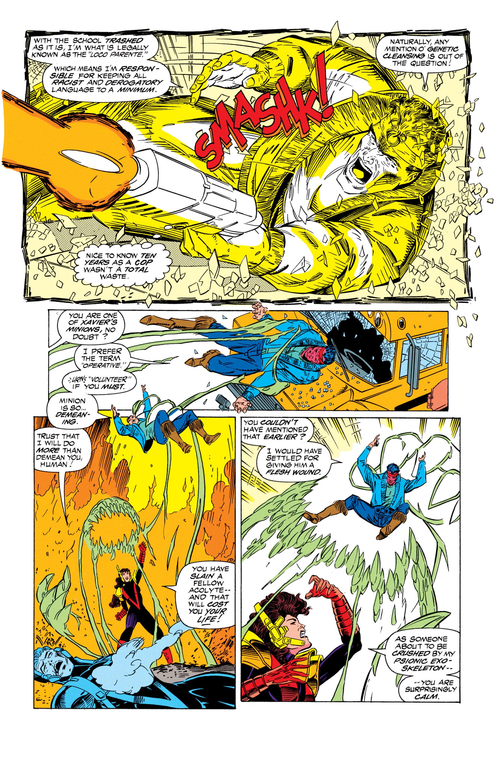 Read online Uncanny X-Men (1963) comic -  Issue #298 - 13