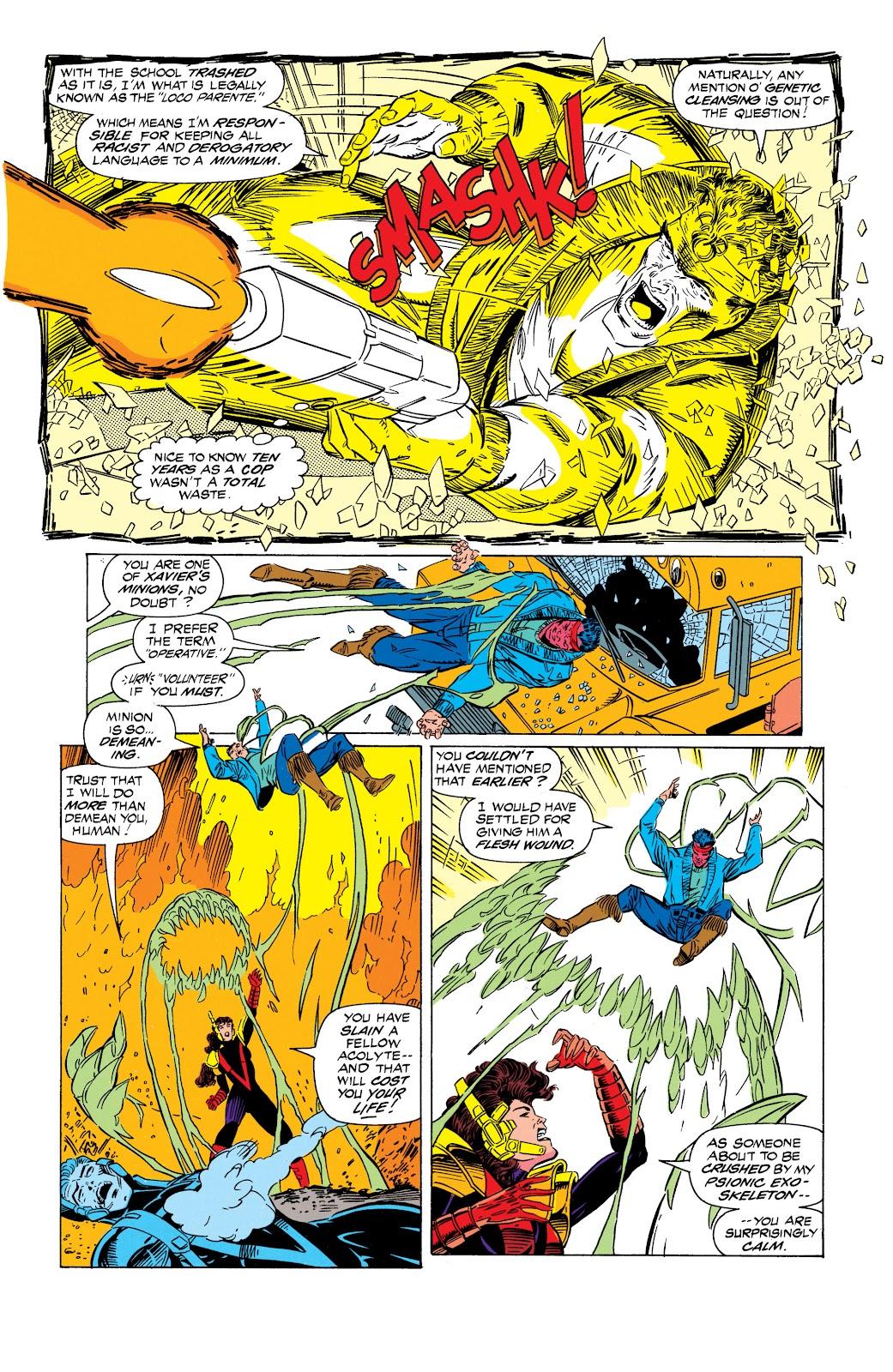 Uncanny X-Men (1963) issue 298 - Page 13