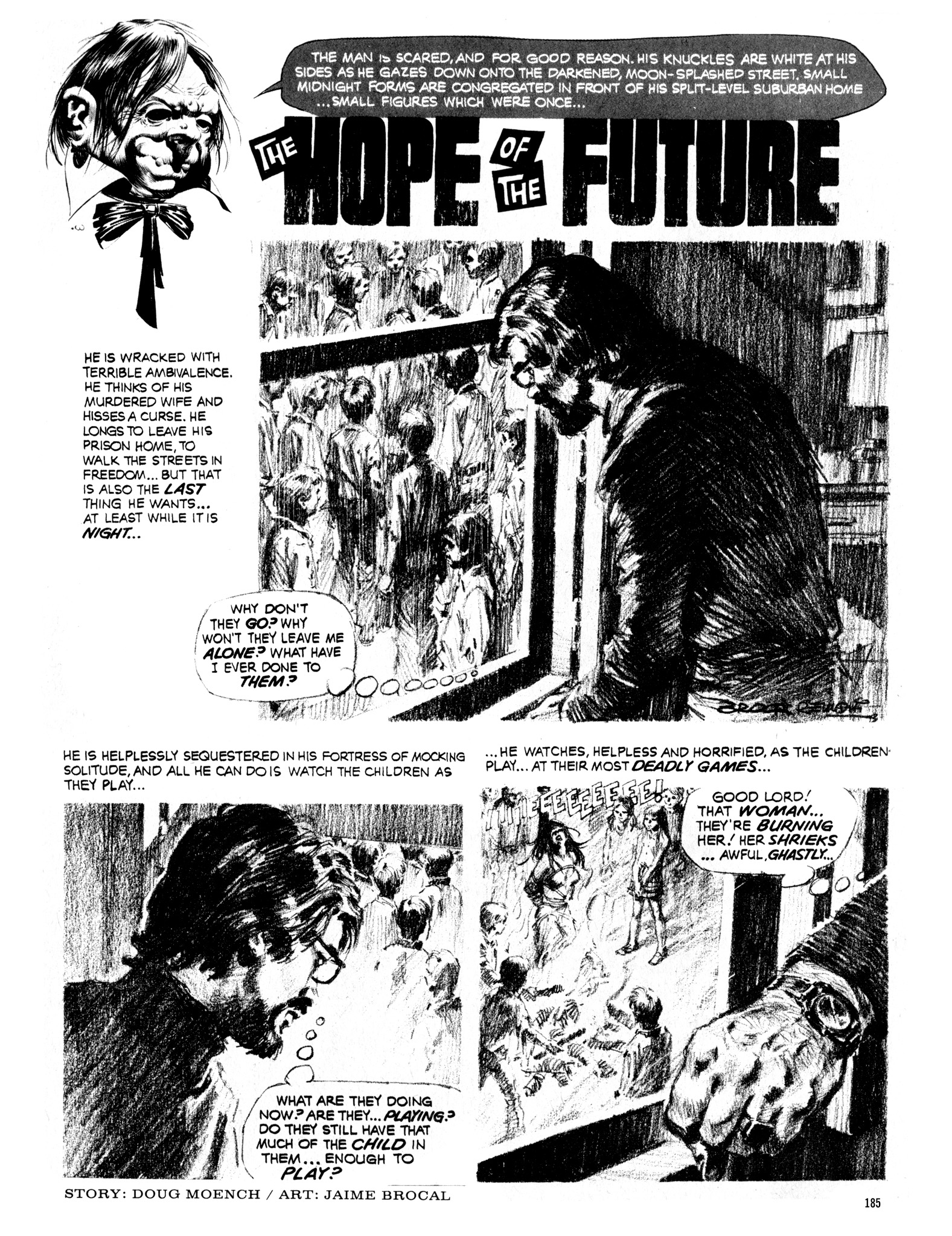 Read online Eerie Archives comic -  Issue # TPB 16 - 186