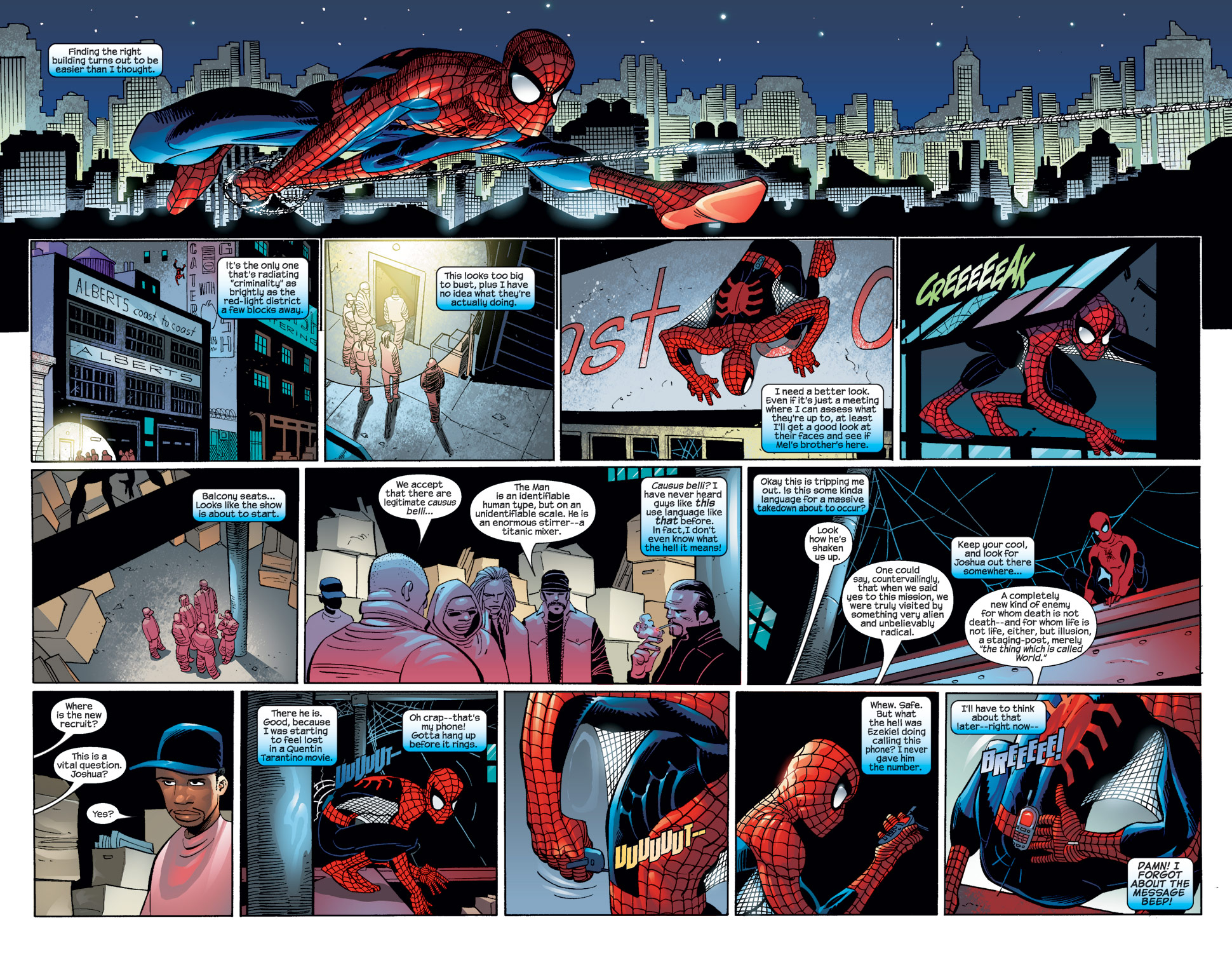 The Amazing Spider-Man (1999) 56 Page 13
