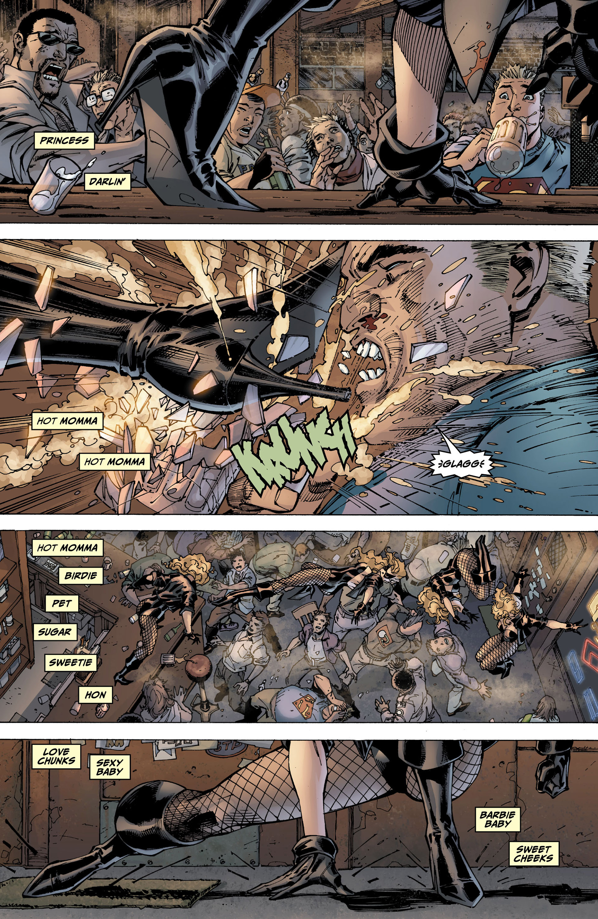 Read online All Star Batman & Robin, The Boy Wonder comic -  Issue #3 - 8