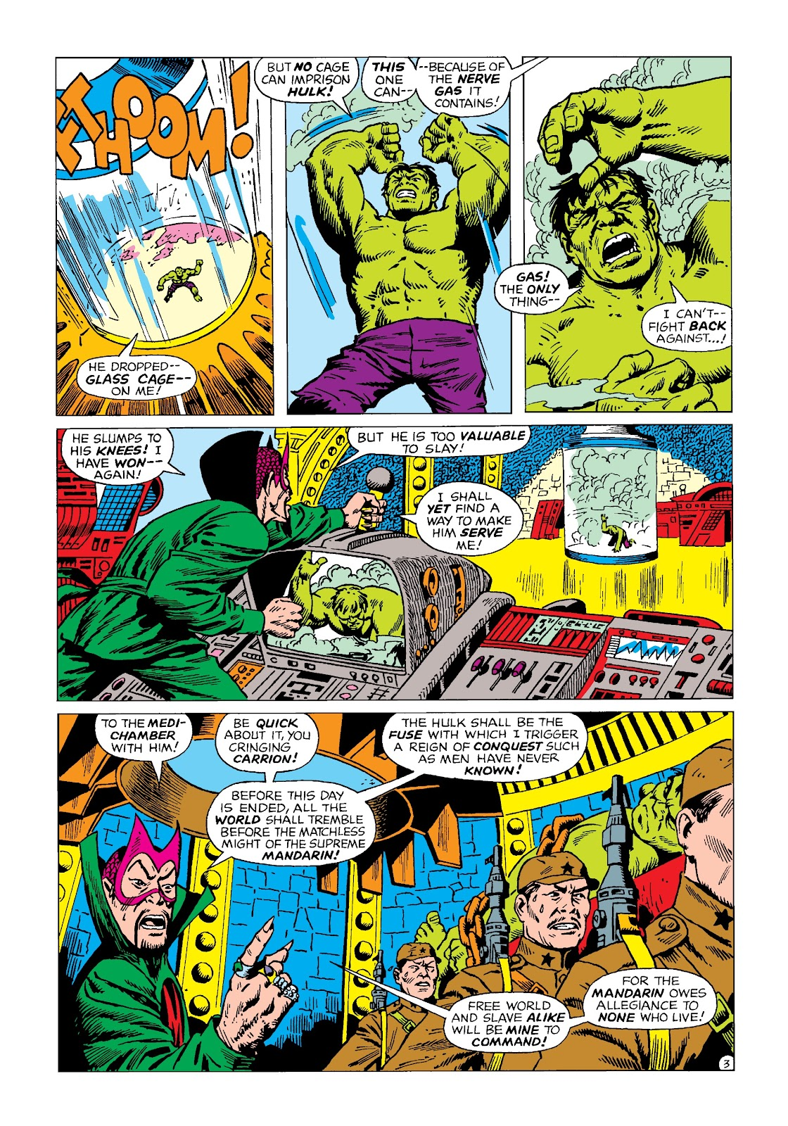 Read online Marvel Masterworks: The Incredible Hulk comic -  Issue # TPB 4 (Part 2) - 15