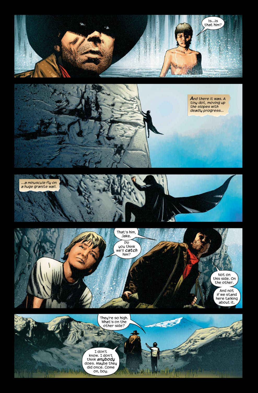 Read online Dark Tower: The Gunslinger - The Way Station comic -  Issue #4 - 10
