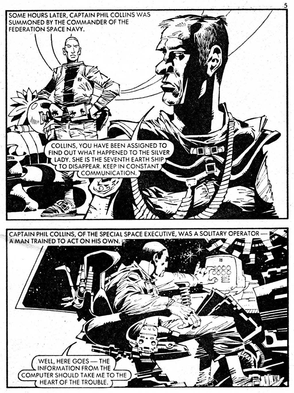 Starblazer issue 71 - Page 5