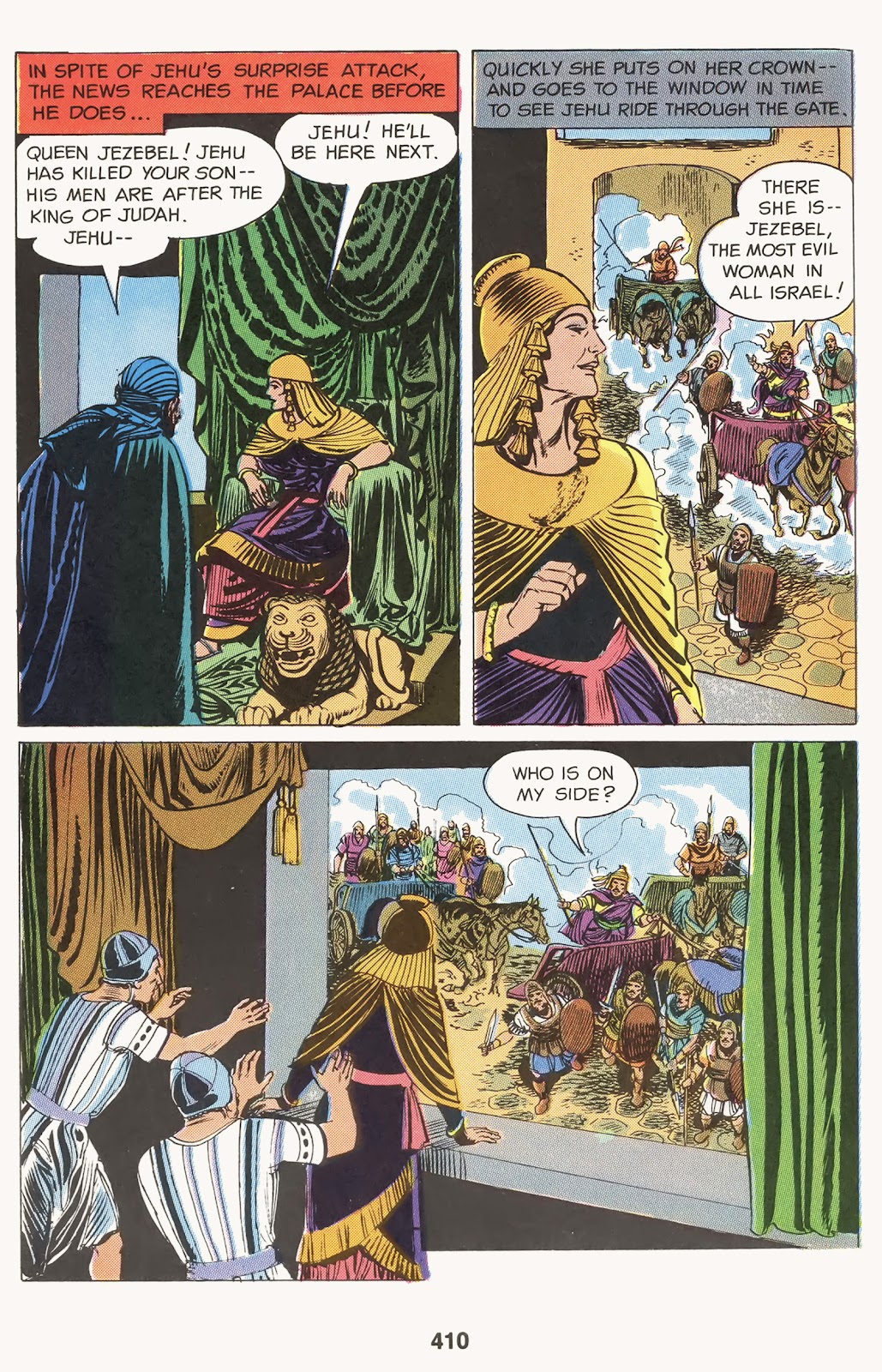 The Picture Bible issue TPB (Part 5) - Page 13