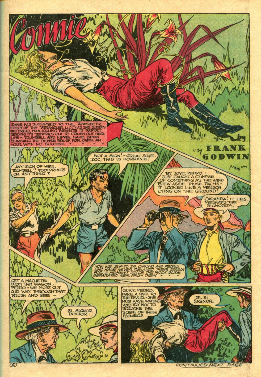 Read online Famous Funnies comic -  Issue #101 - 19