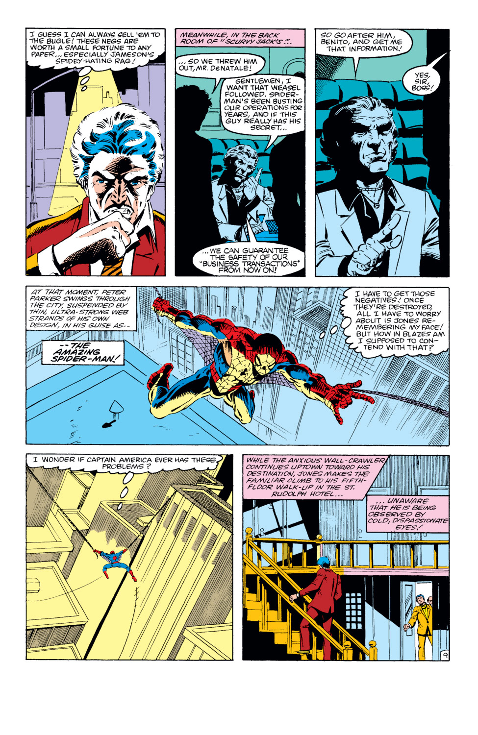 The Amazing Spider-Man (1963) 262 Page 9