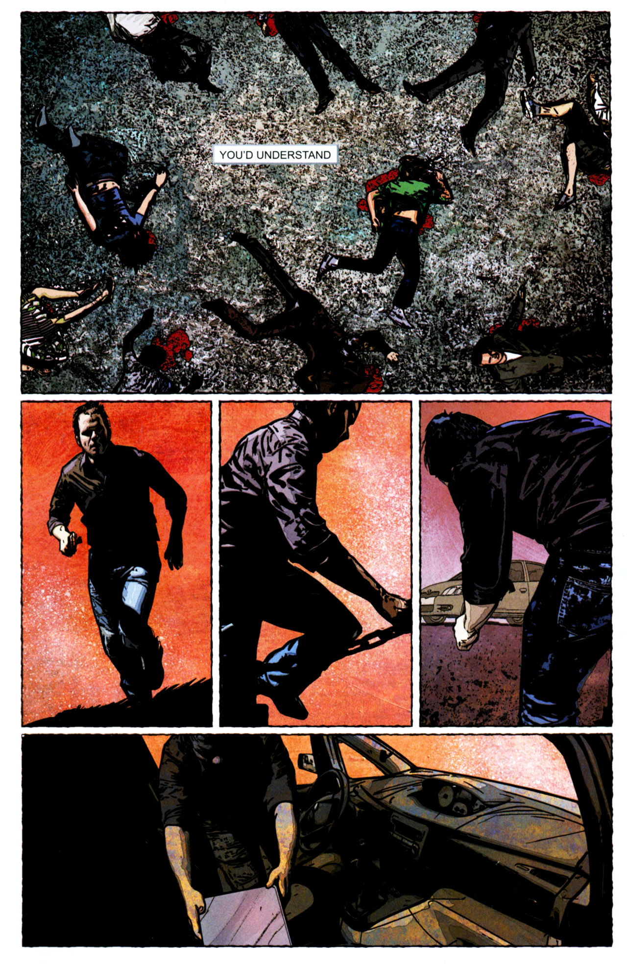 Read online Stephen King's N. comic -  Issue #4 - 21