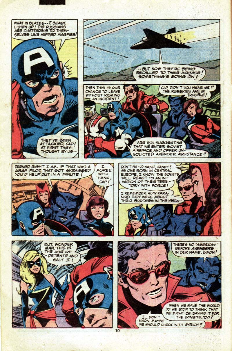 The Avengers (1963) 188 Page 6