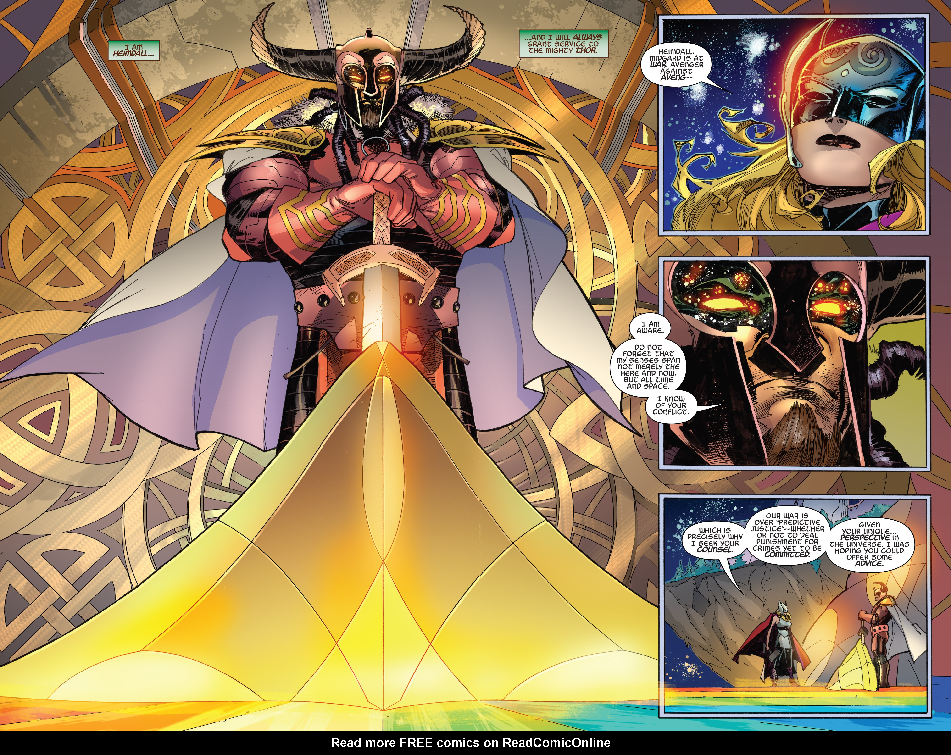 Read online All-New, All-Different Avengers comic -  Issue #15 - 4