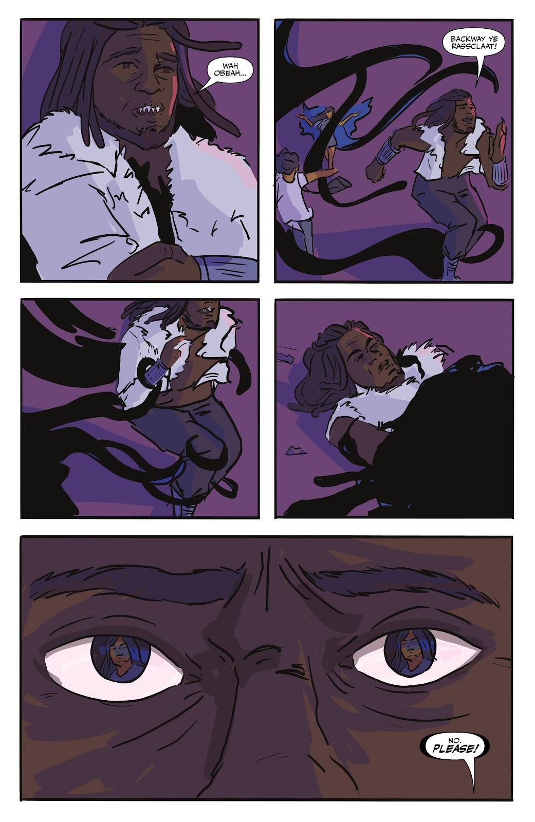 Read online Black (AF): Devil's Dye comic -  Issue #2 - 16