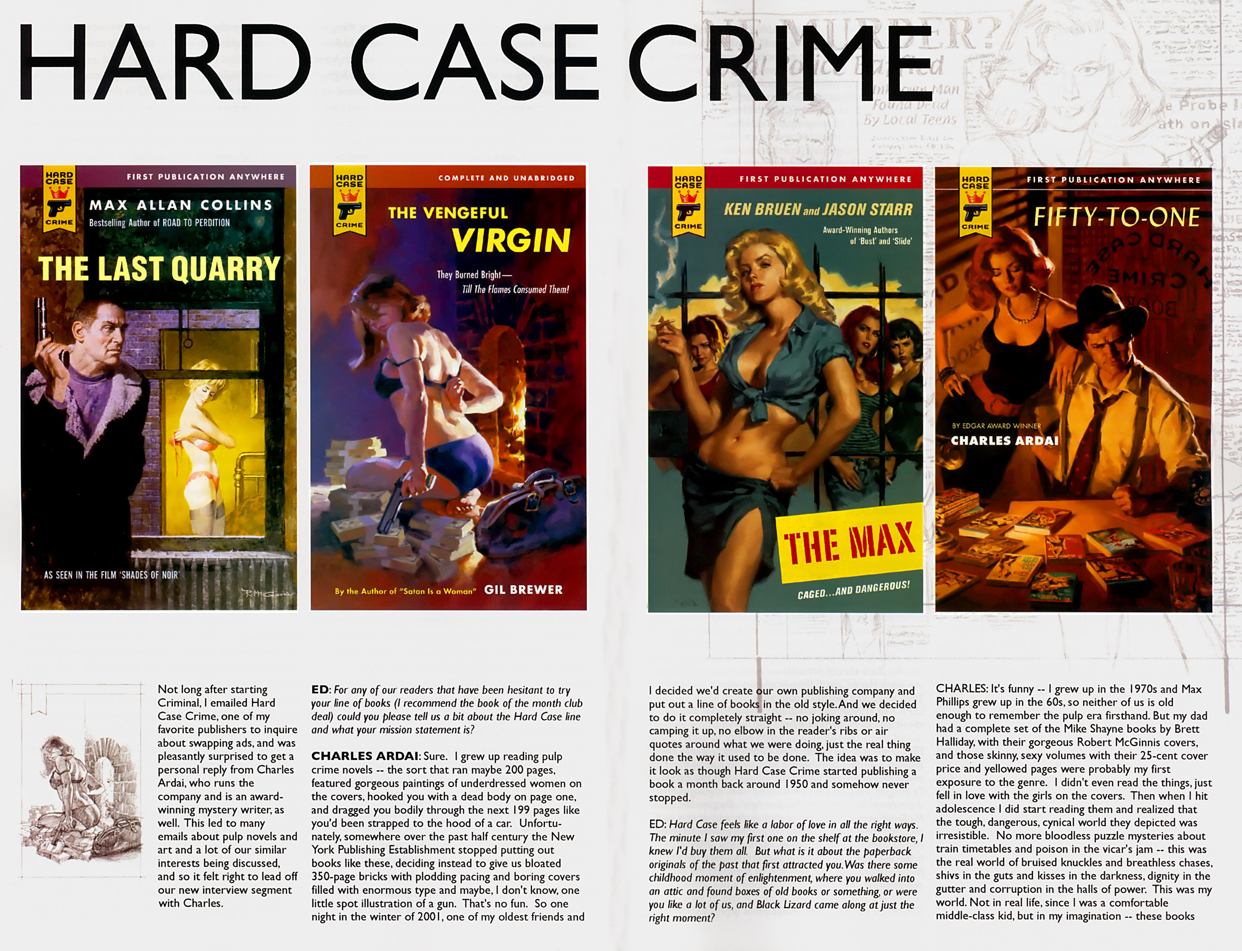 Read online Criminal (2008) comic -  Issue #4 - 33