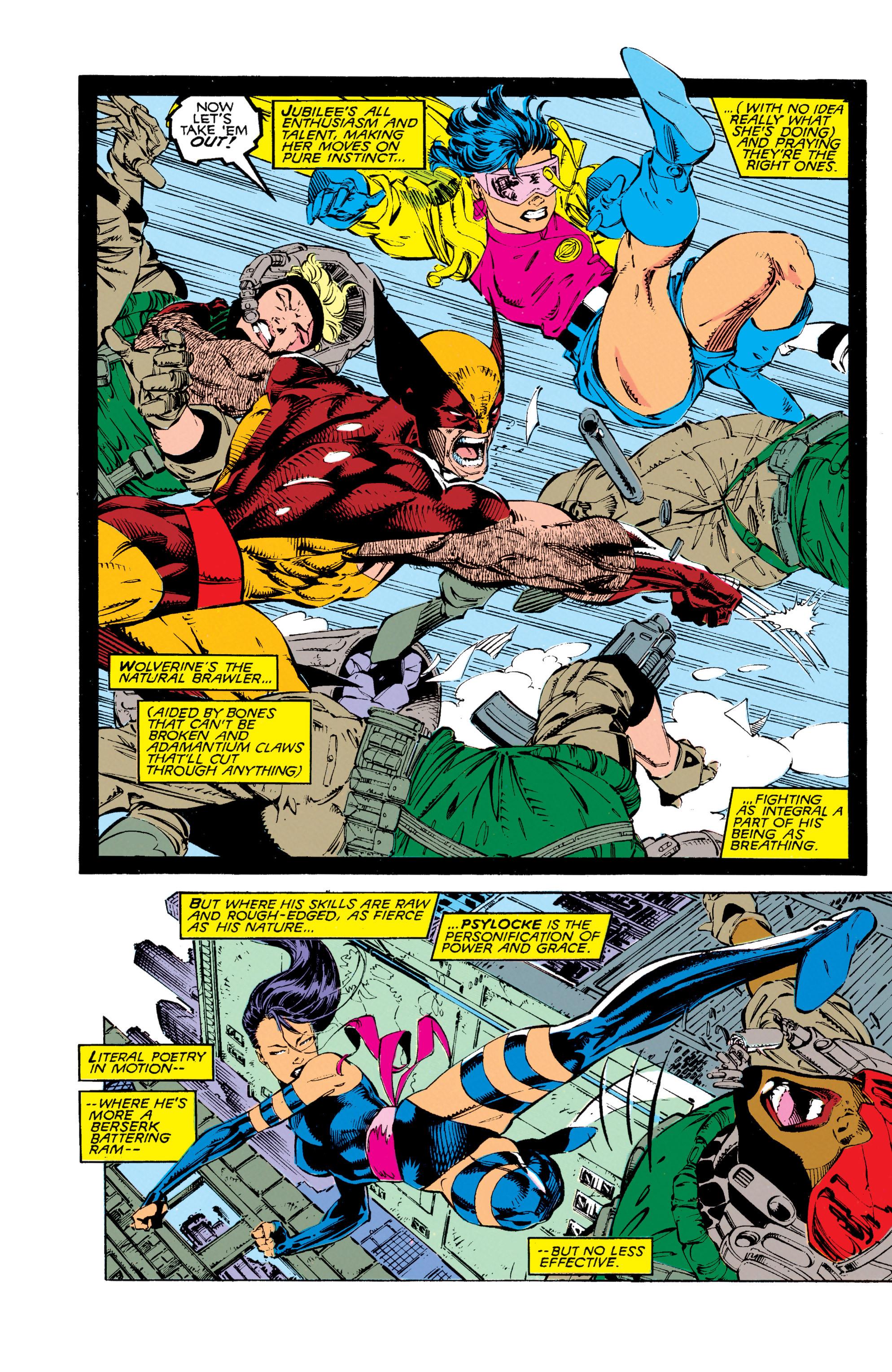 Read online Uncanny X-Men (1963) comic -  Issue #271 - 5