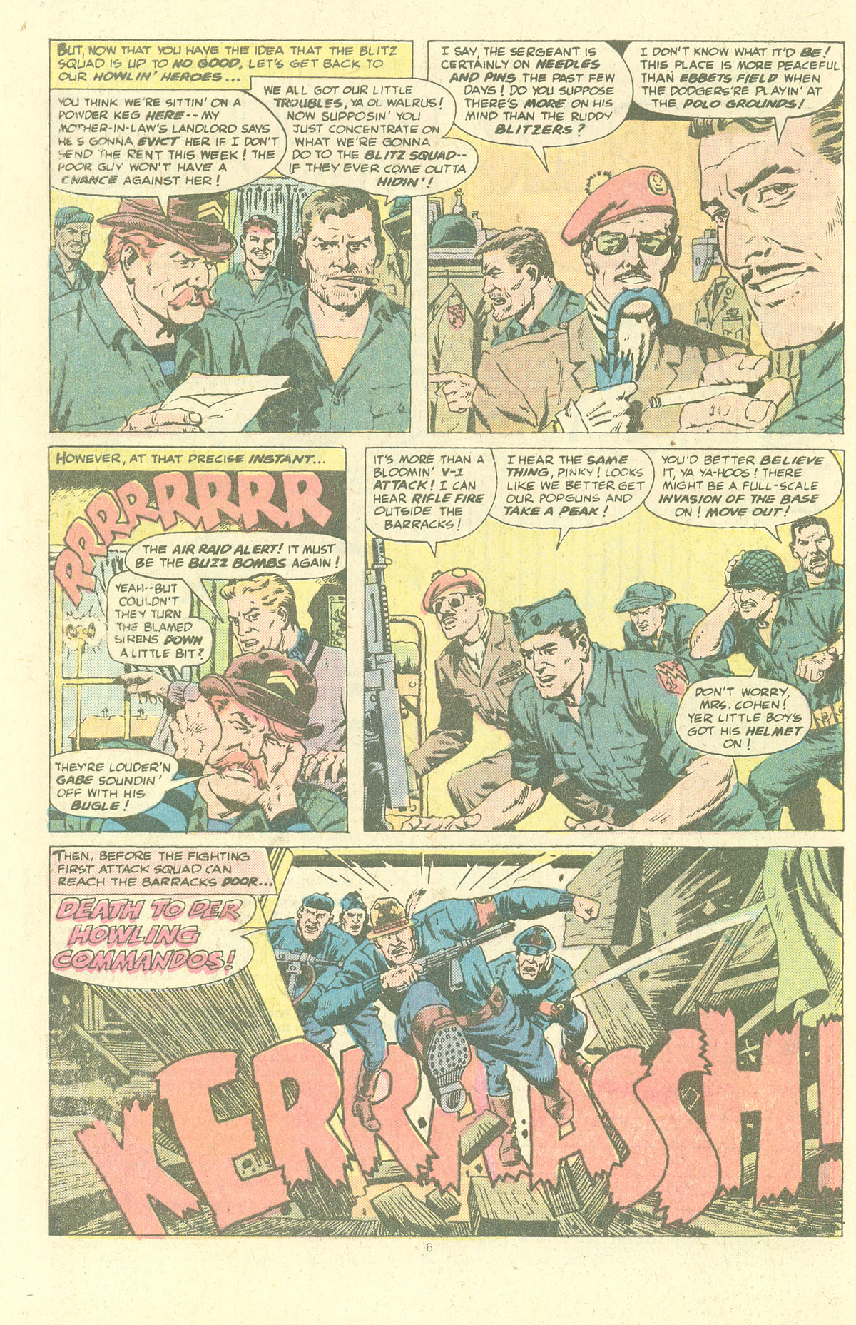 Read online Sgt. Fury comic -  Issue #143 - 8