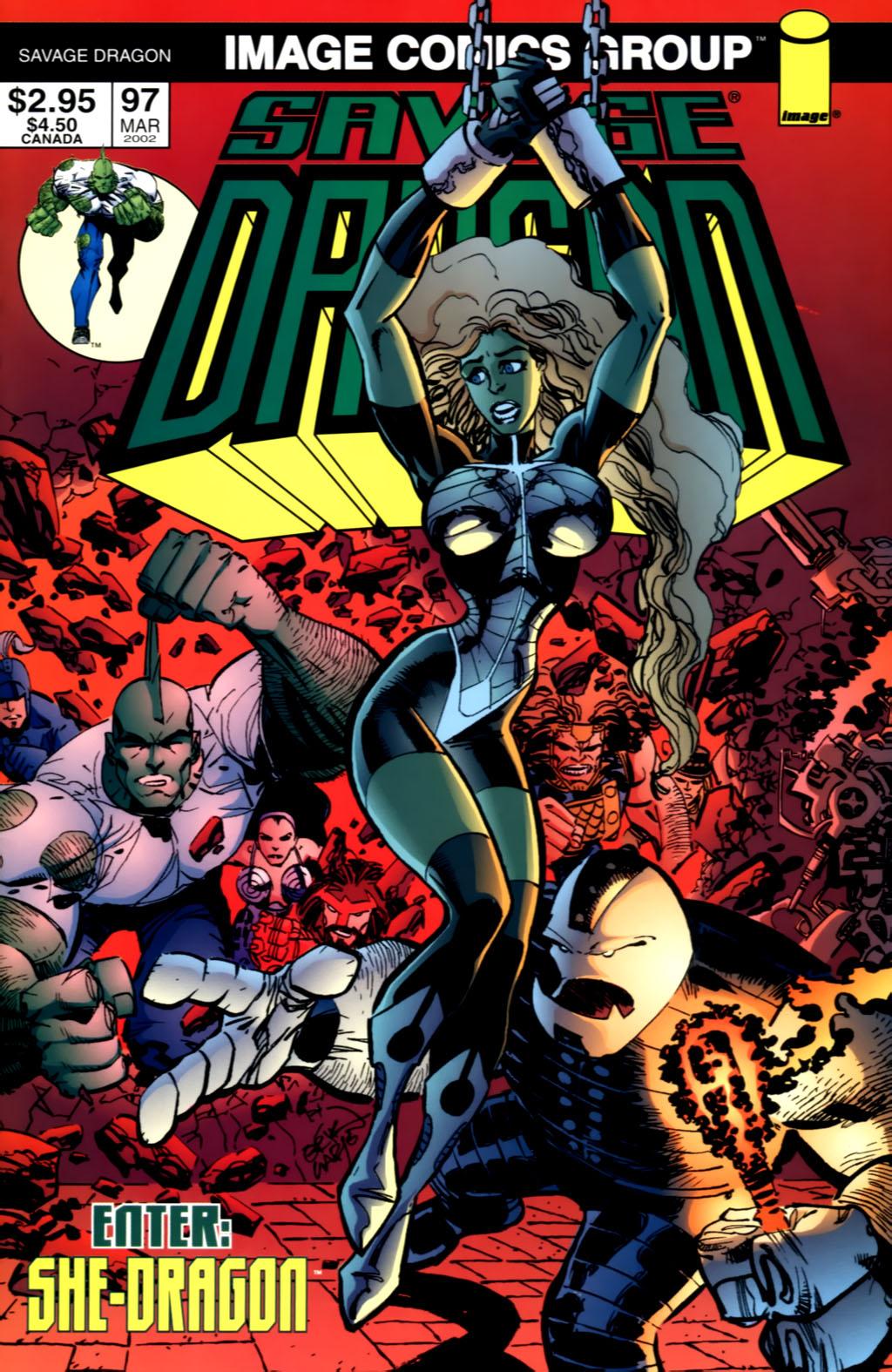 The Savage Dragon (1993) Issue #97 #100 - English 1