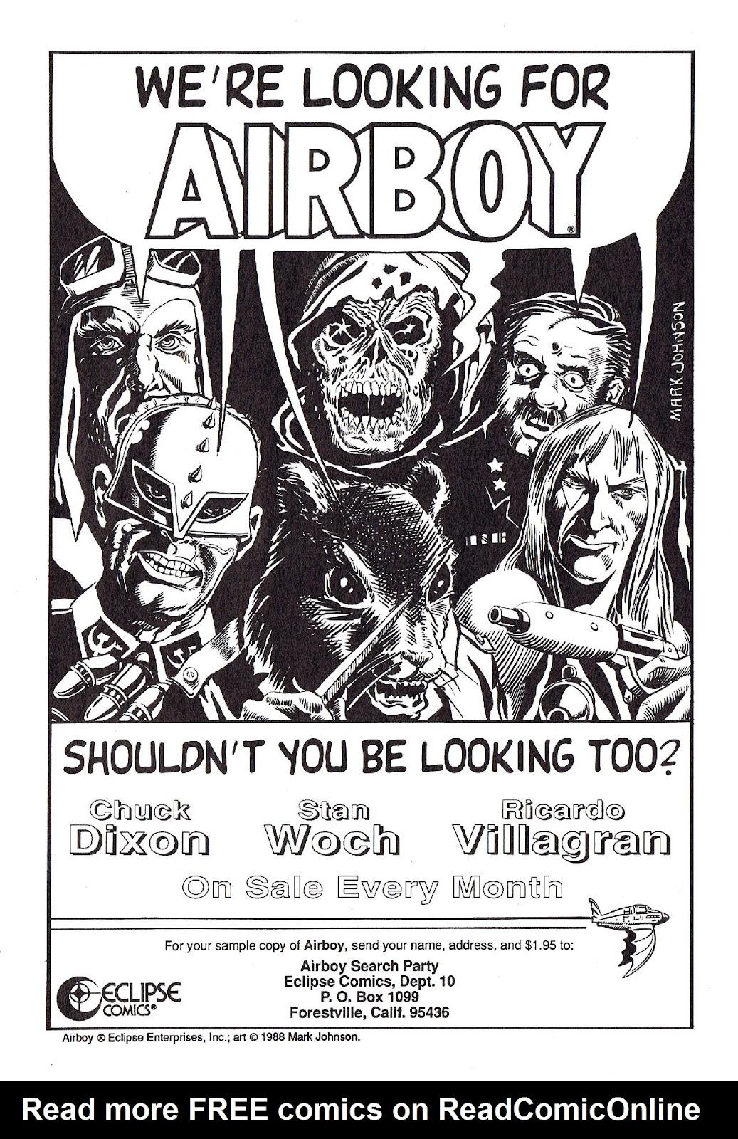 Read online Merchants of Death comic -  Issue #4 - 15