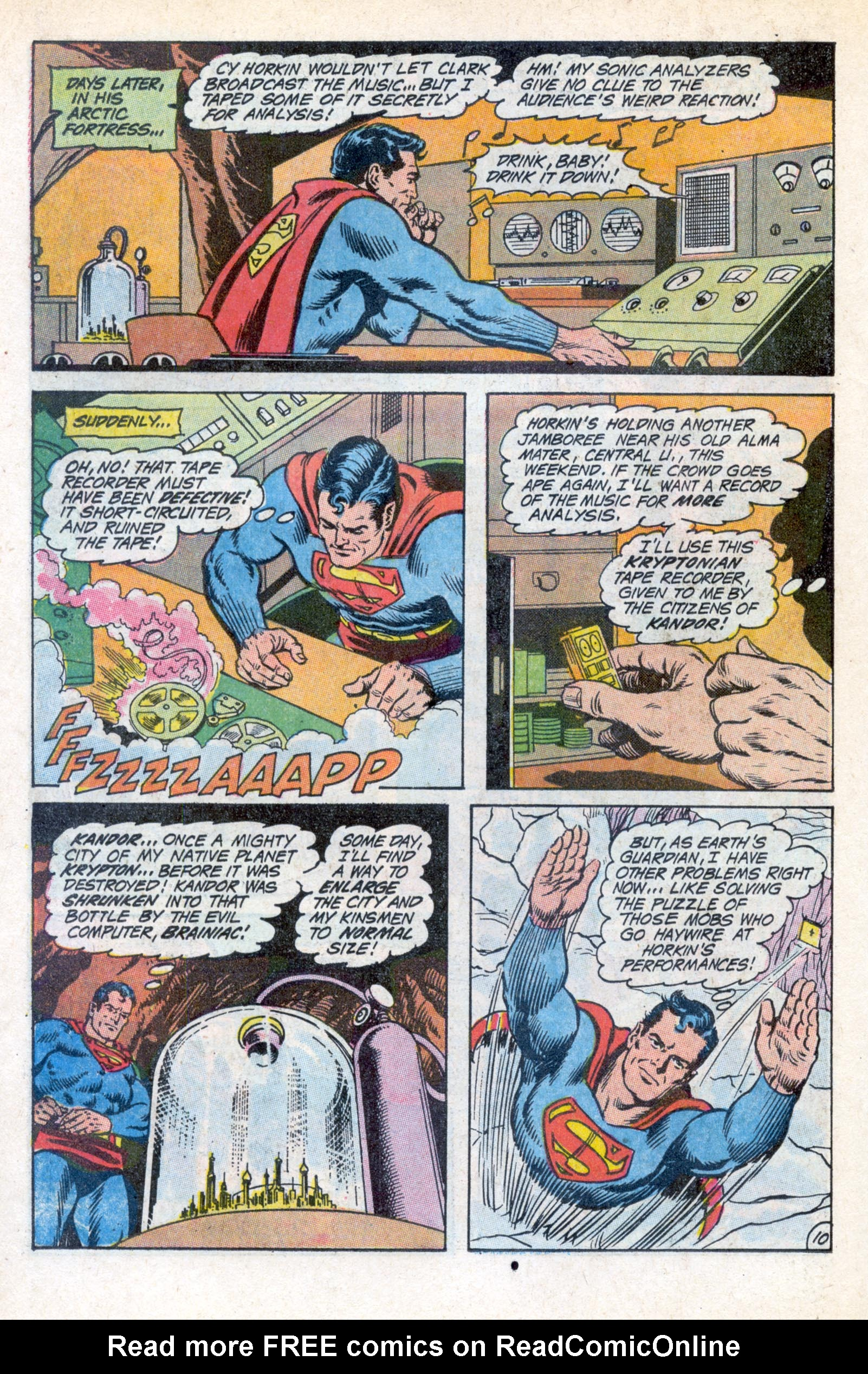 Action Comics (1938) 398 Page 13