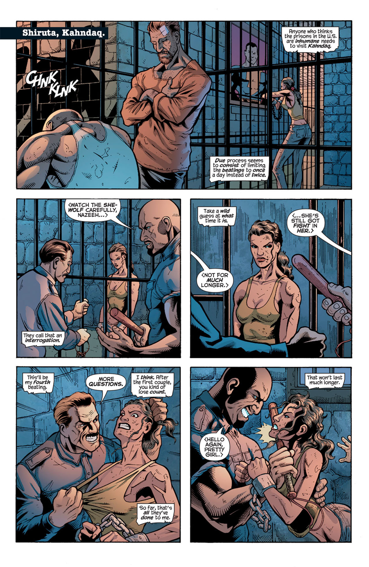 Read online 52 comic -  Issue #15 - 6
