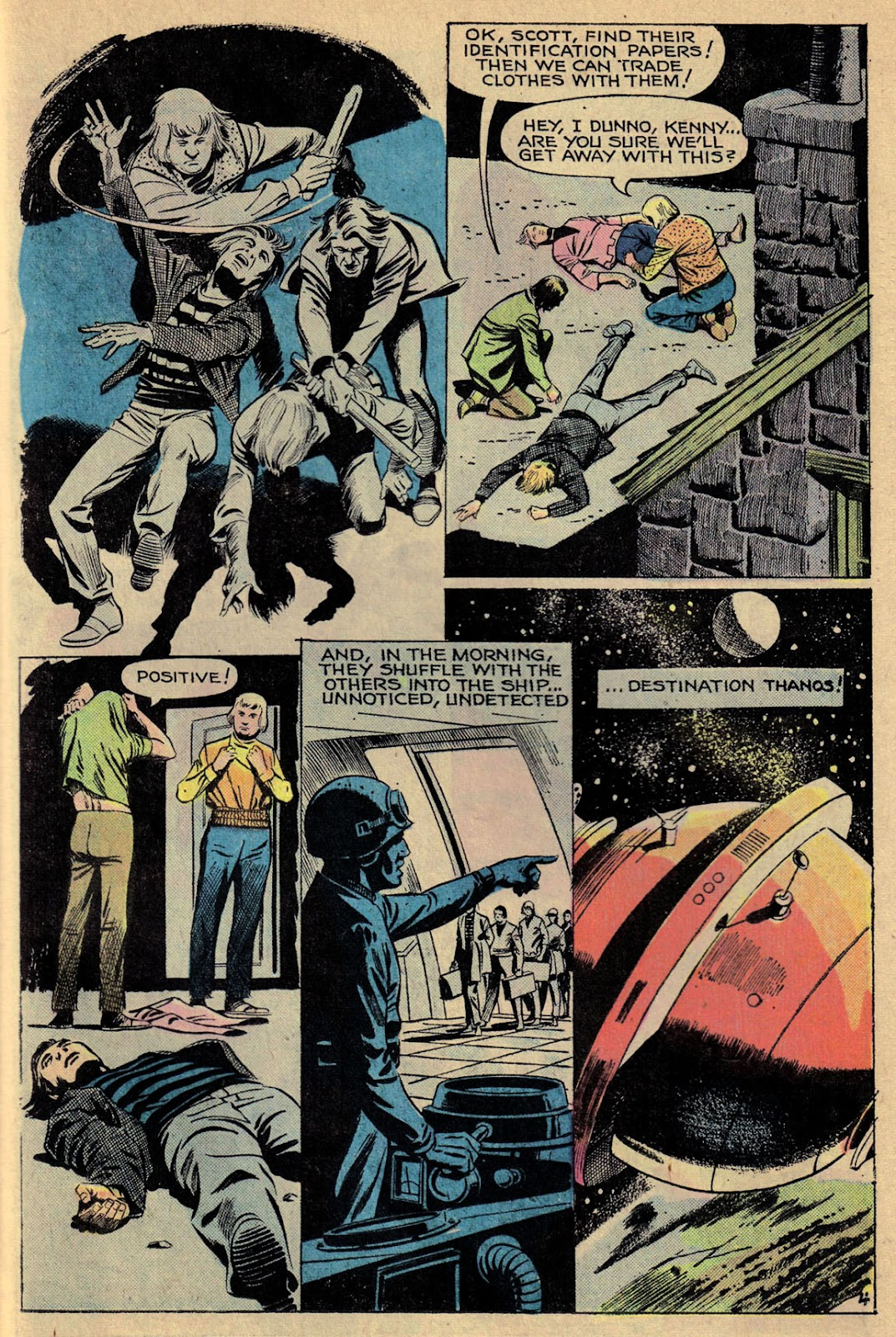 Read online Madhouse Comics comic -  Issue #97 - 23